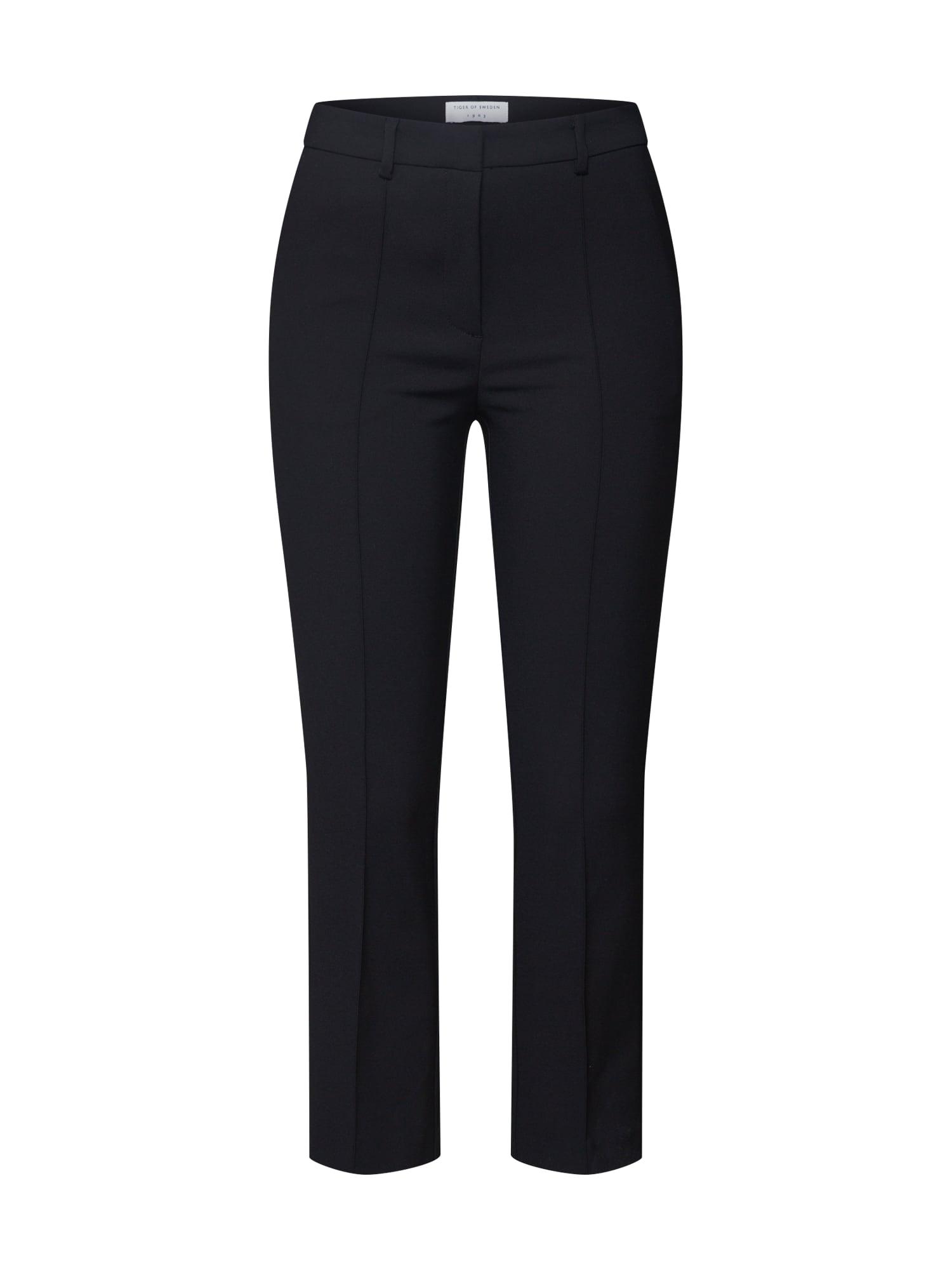 Kalhoty s puky Bari černá Tiger Of Sweden