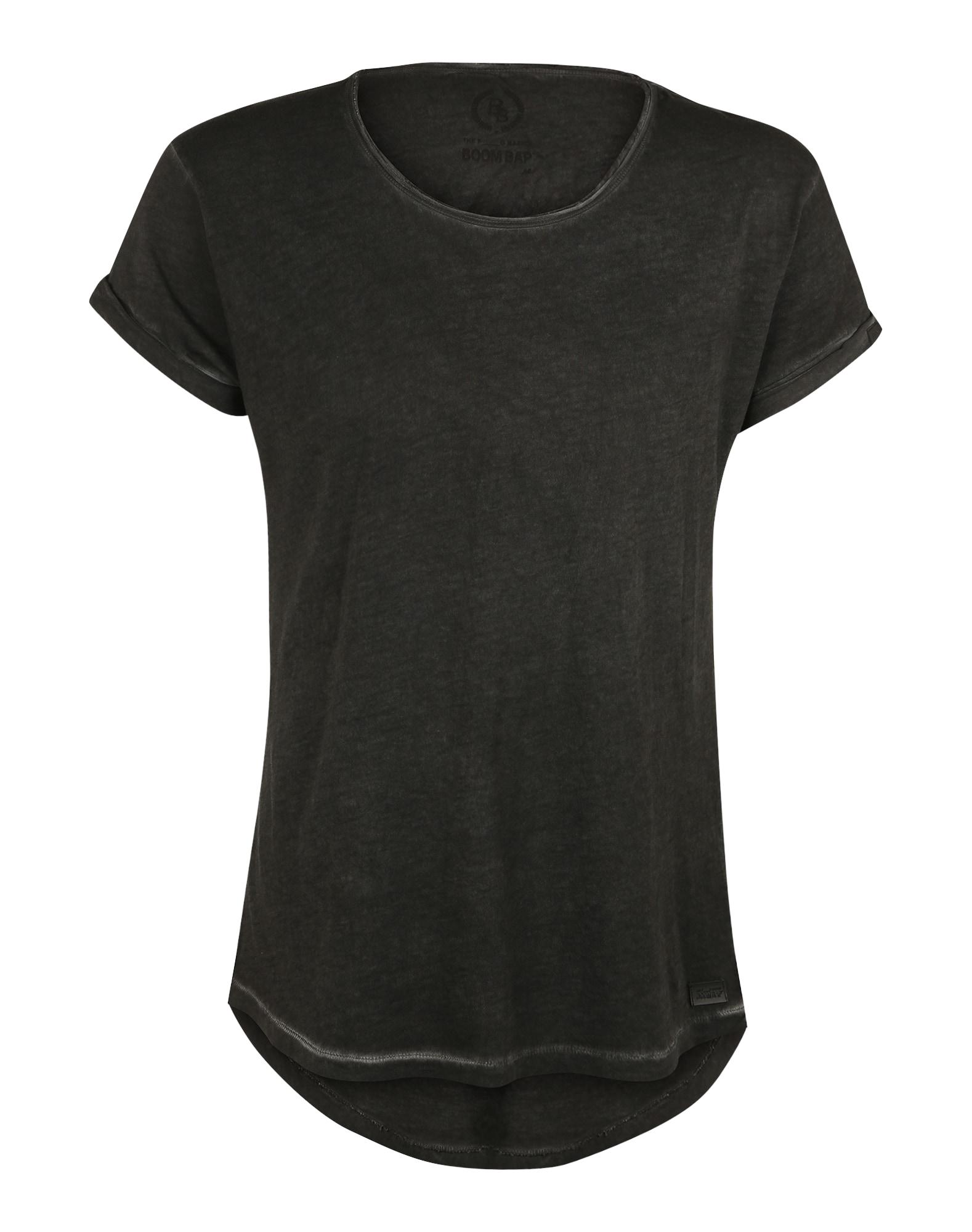 Tričko černá BOOM BAP