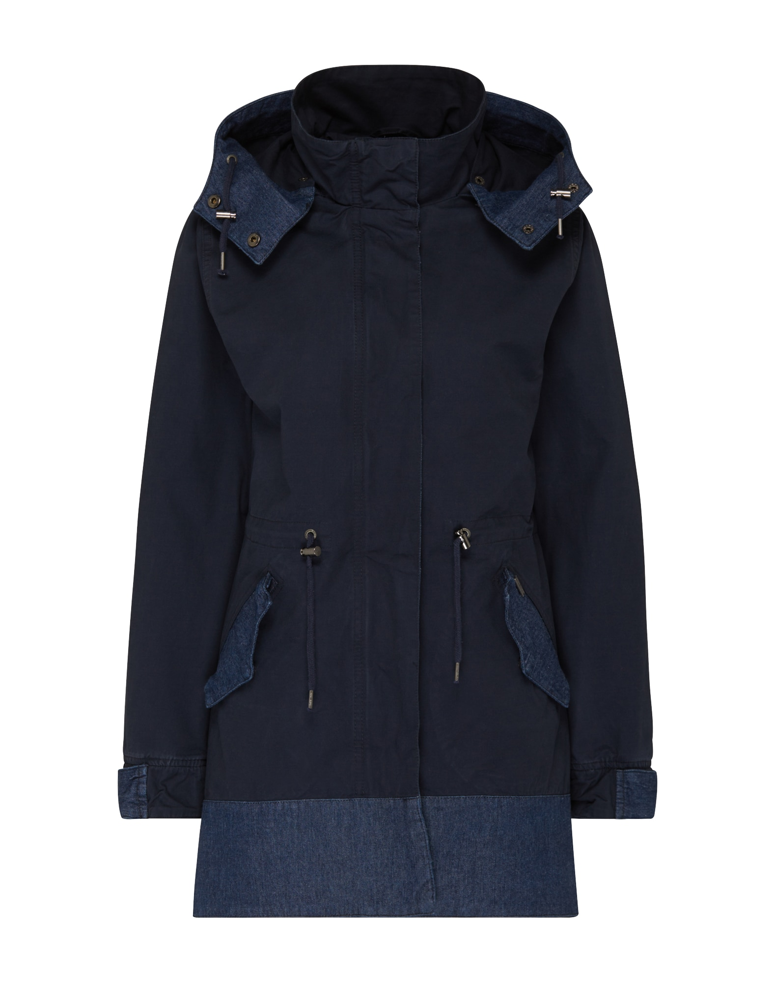 Pepe Jeans Dames Tussenjas Perin donkerblauw