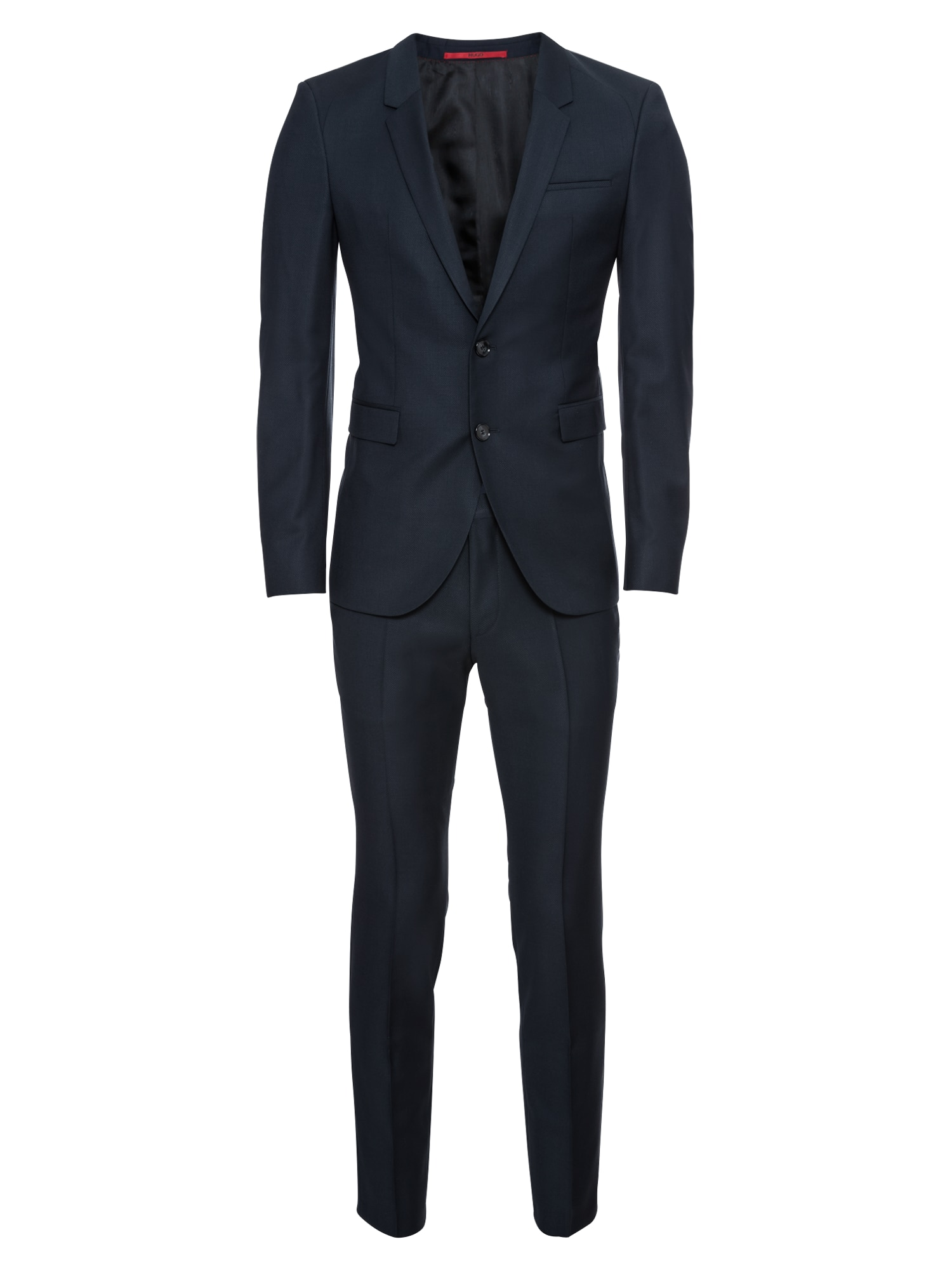 Oblek PhilTaylor183F1 10207441 0 námořnická modř HUGO