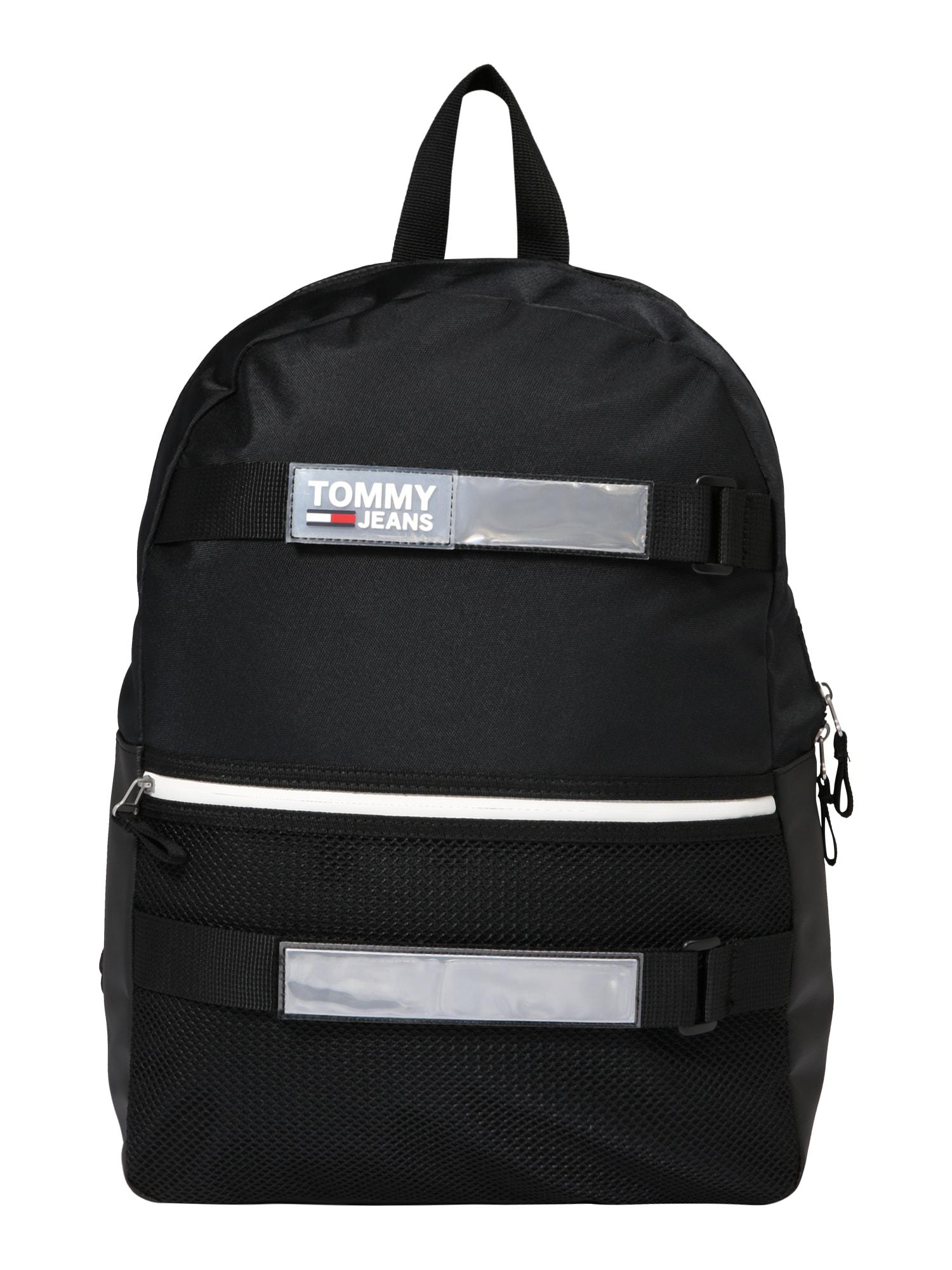 Batoh Urban Skate Backpack černá Tommy Jeans