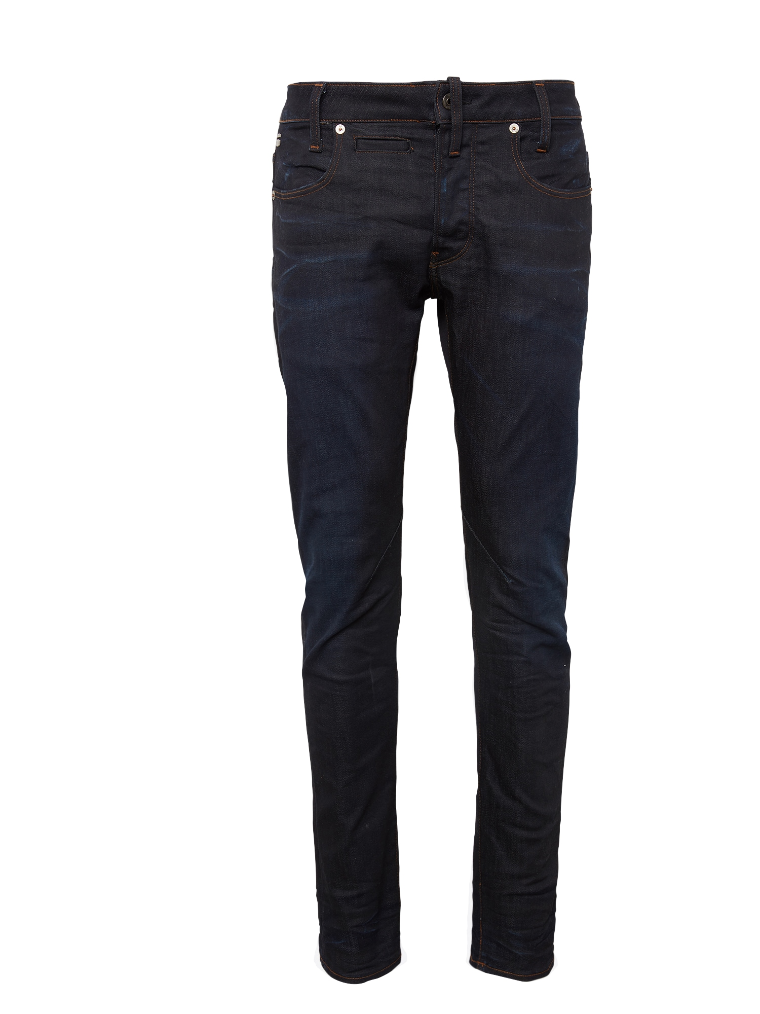 G-STAR RAW Heren Jeans D-Staq 5-pkt Slim navy