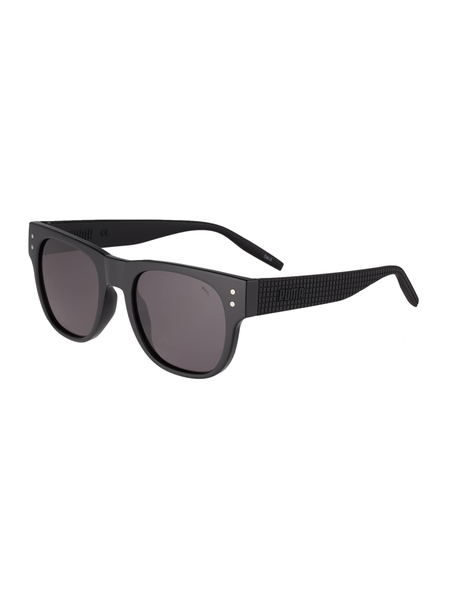 PUMA Slnečné okuliare 'PU0270S'  čierna