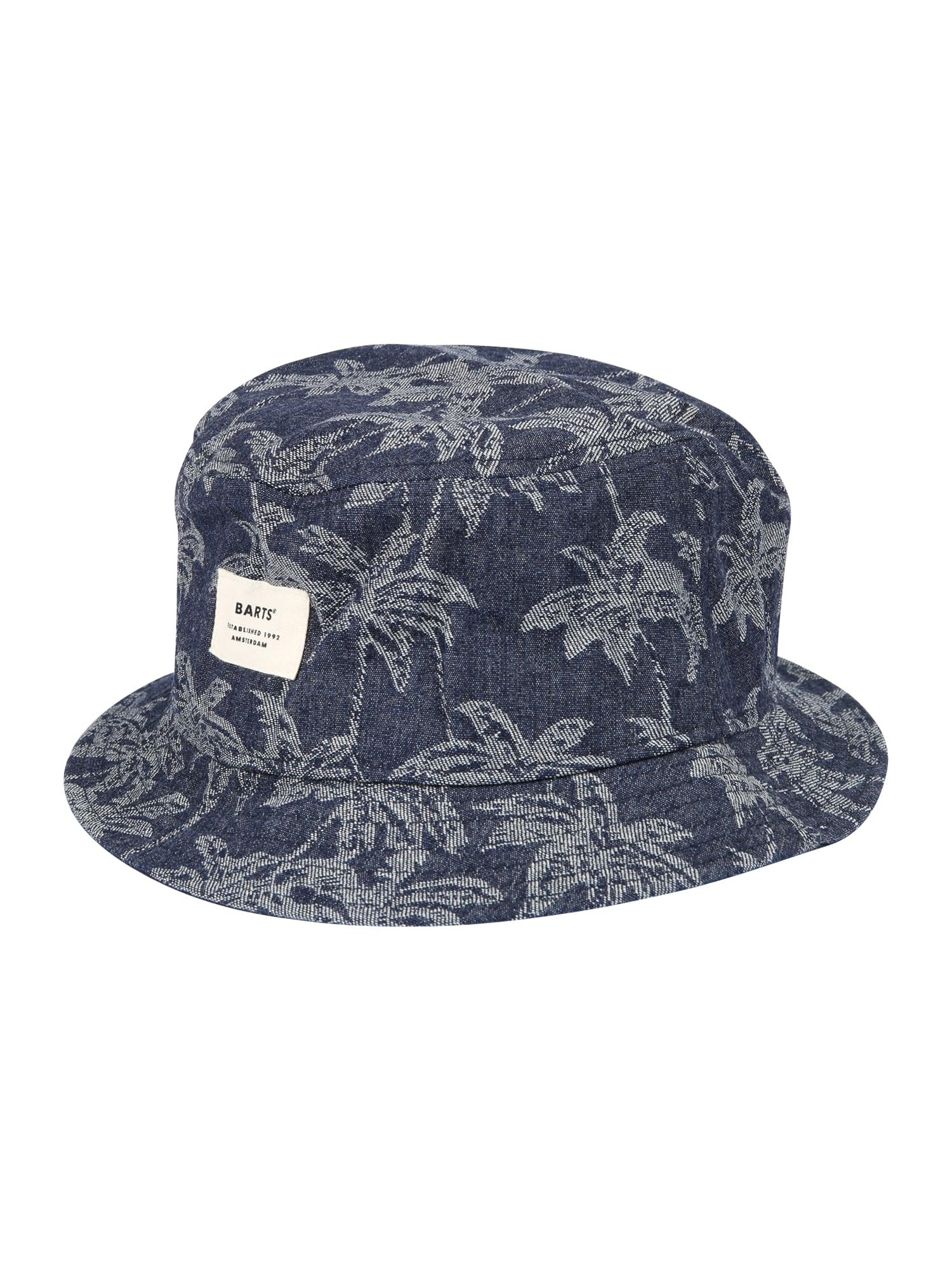 Klobouk Magos Hat tmavě modrá šedá Barts