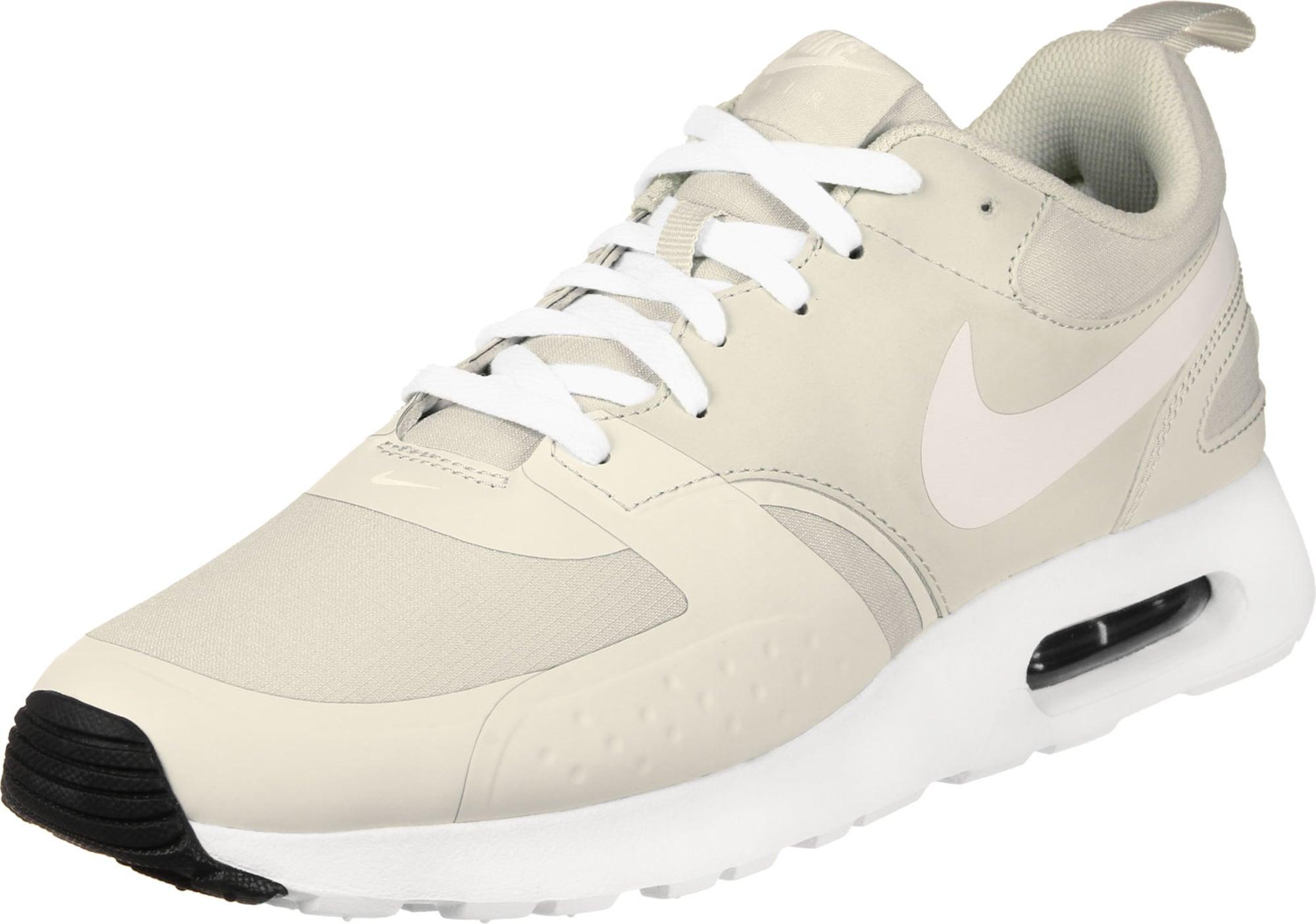 Nike Sportswear, Heren Sneakers laag 'Air Max Vision', beige / wit