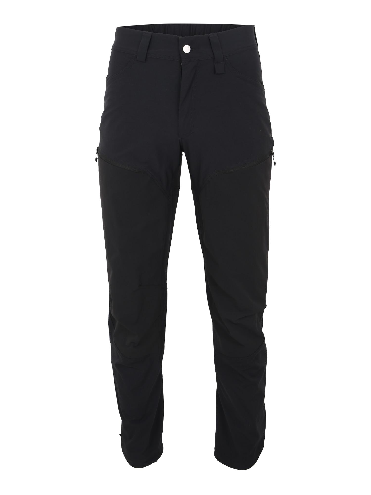 Outdoorové kalhoty Mid Flex černá Haglöfs