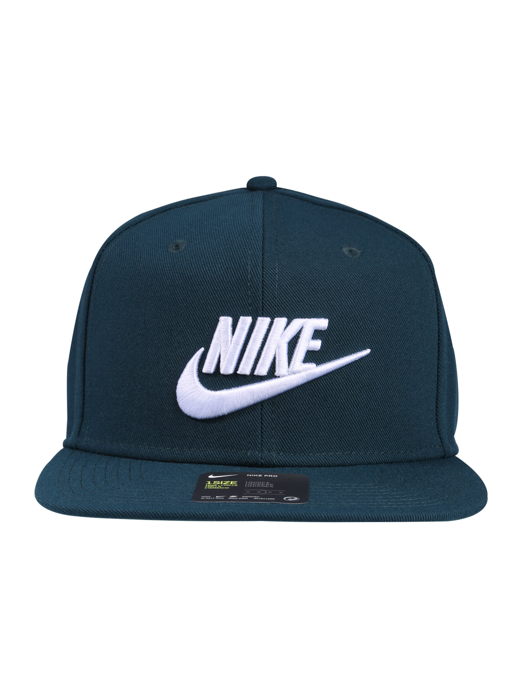 Nike Sportswear Czapka z daszkiem 'Pro'  ciemny niebieski / biały