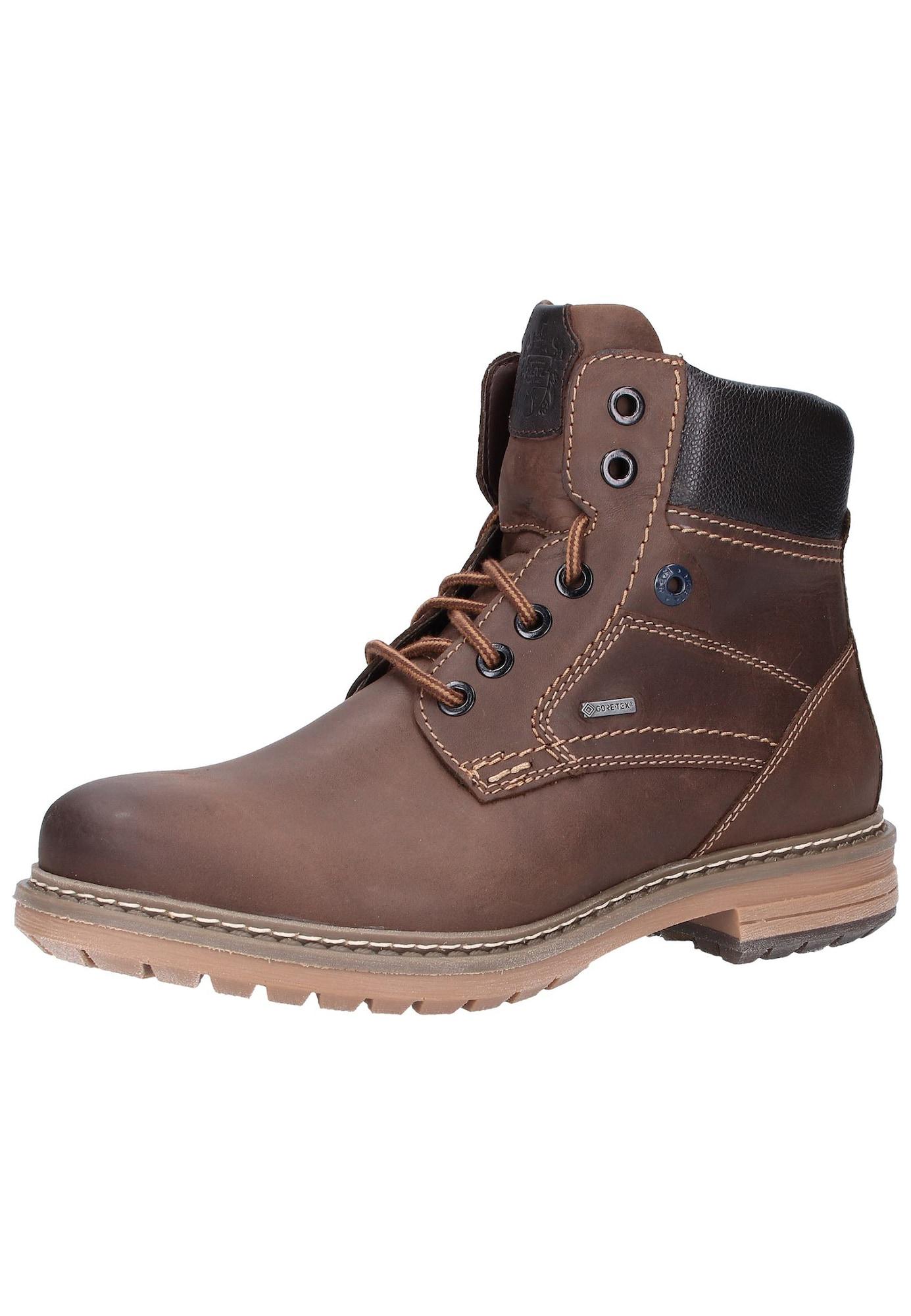 Schnürstiefel   Schuhe > Boots > Stiefel   FRETZ MEN