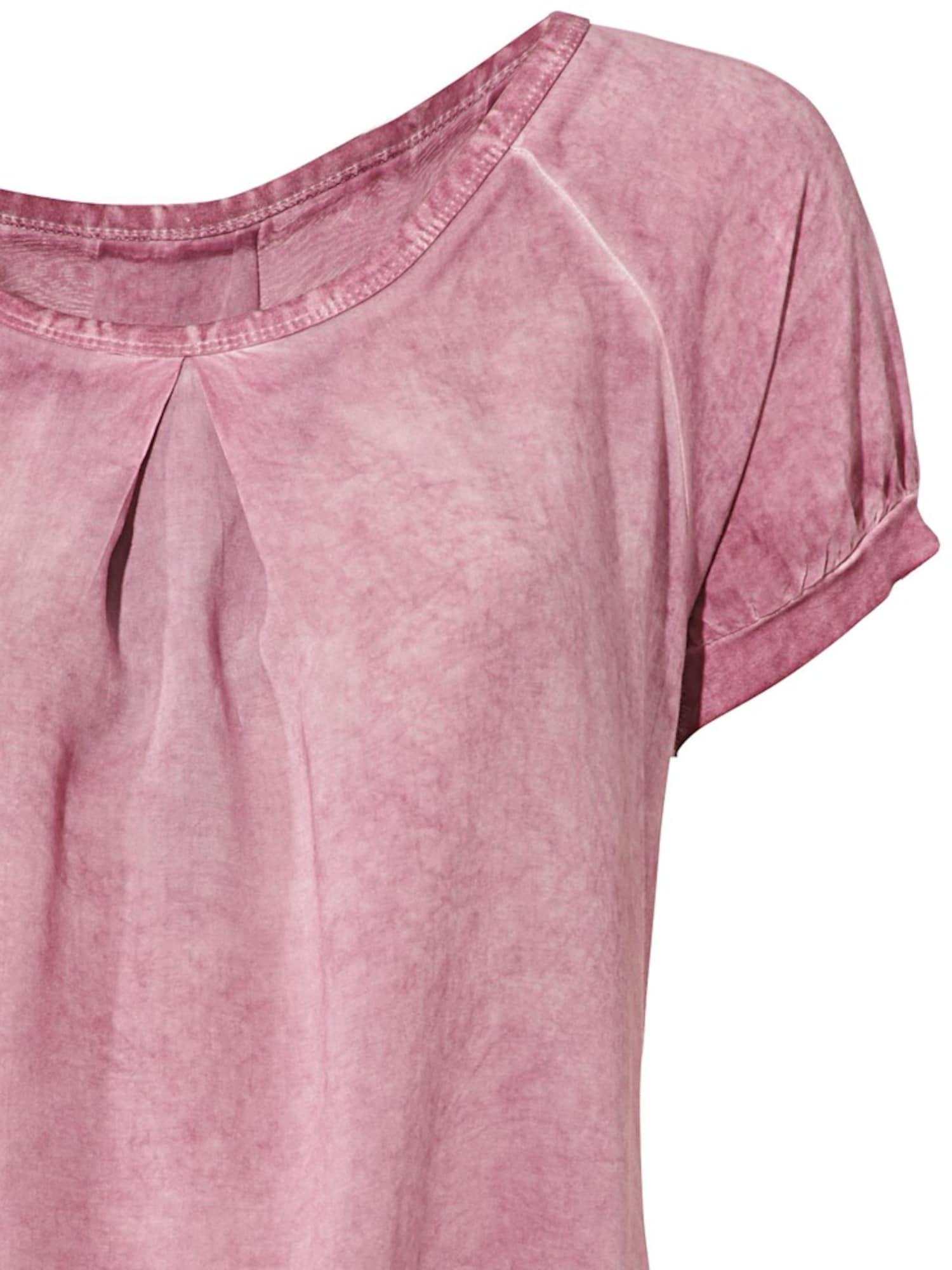 Heine, Dames Blouse, pitaja roze - donkerroze