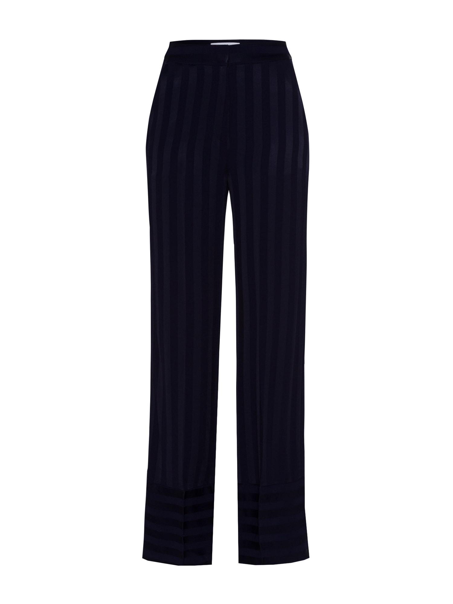Kalhoty s puky námořnická modř IVY & OAK