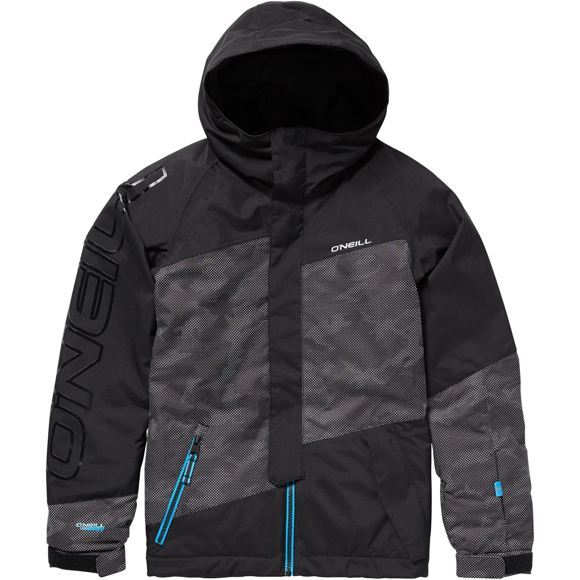 ONEILL Outdoorová bunda šedá černá O'NEILL