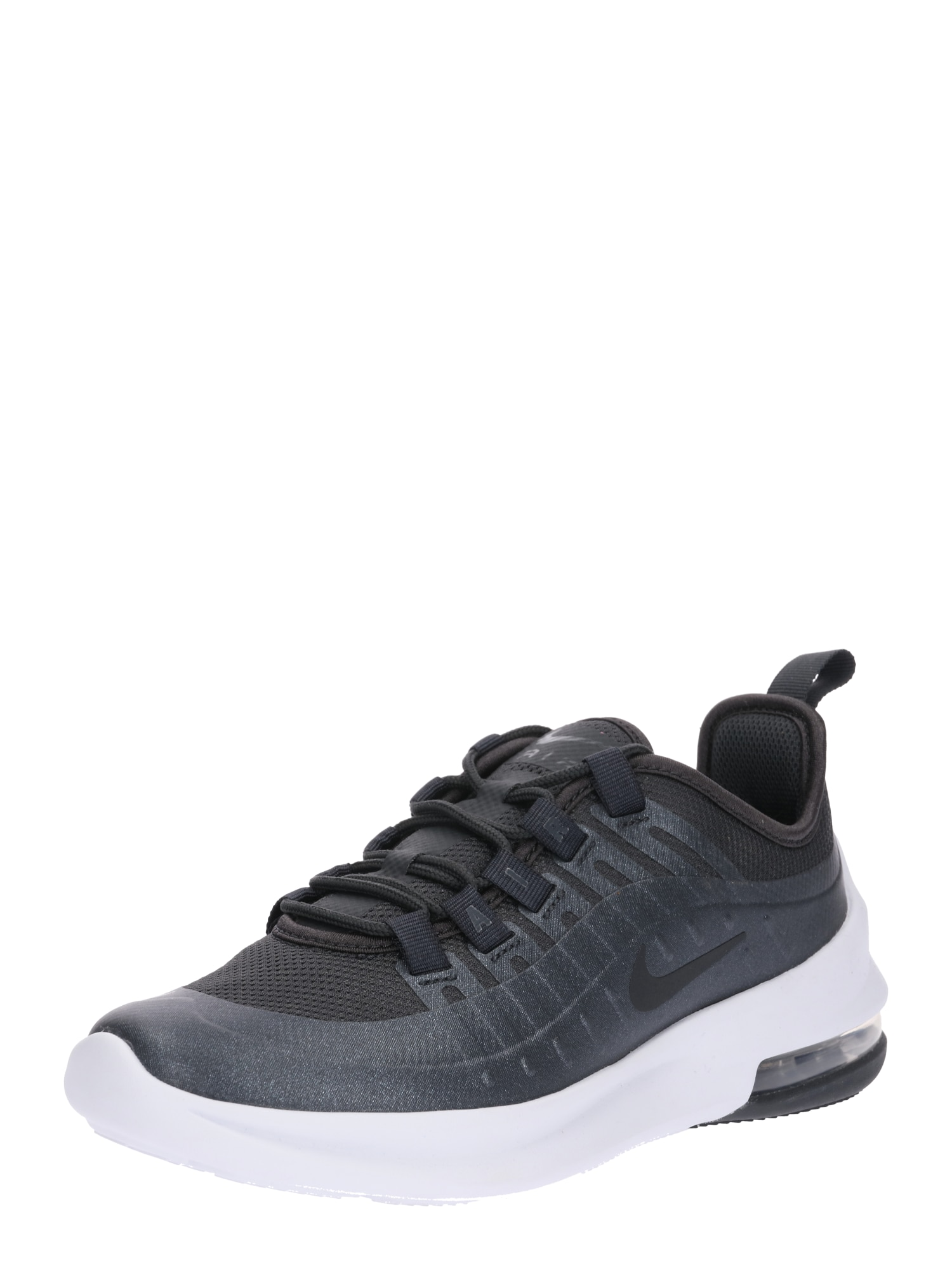 Nike Sportswear, Jongens Sneakers 'Air Max Axis', antraciet / wit