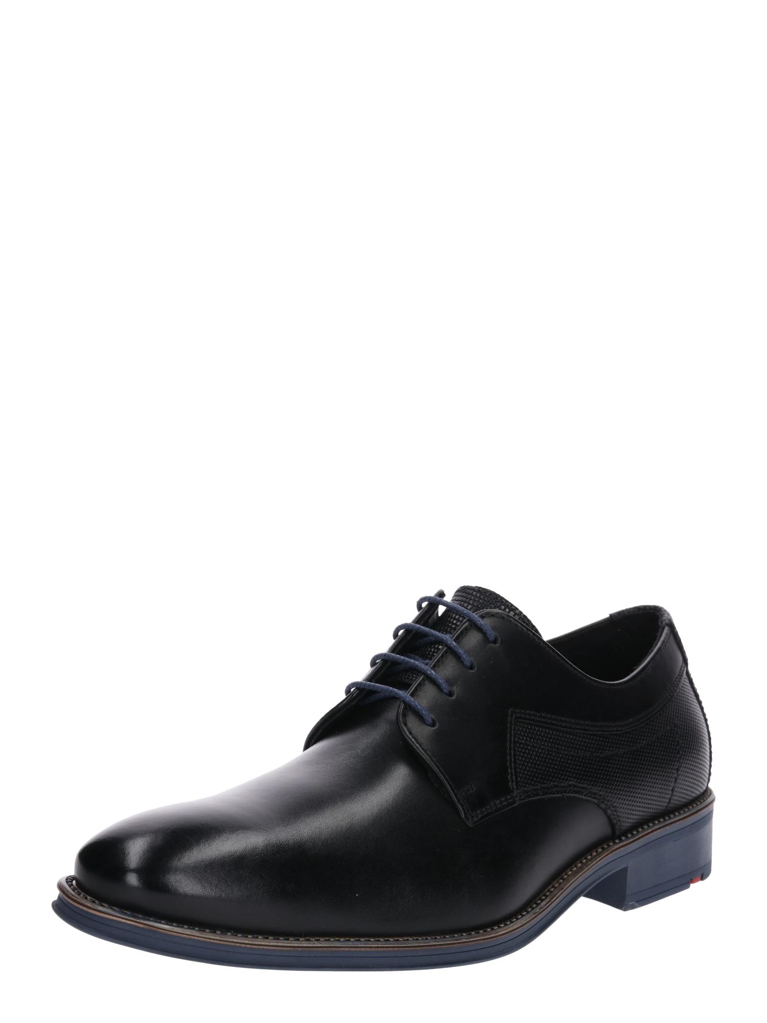 Šněrovací boty Genf černá LLOYD