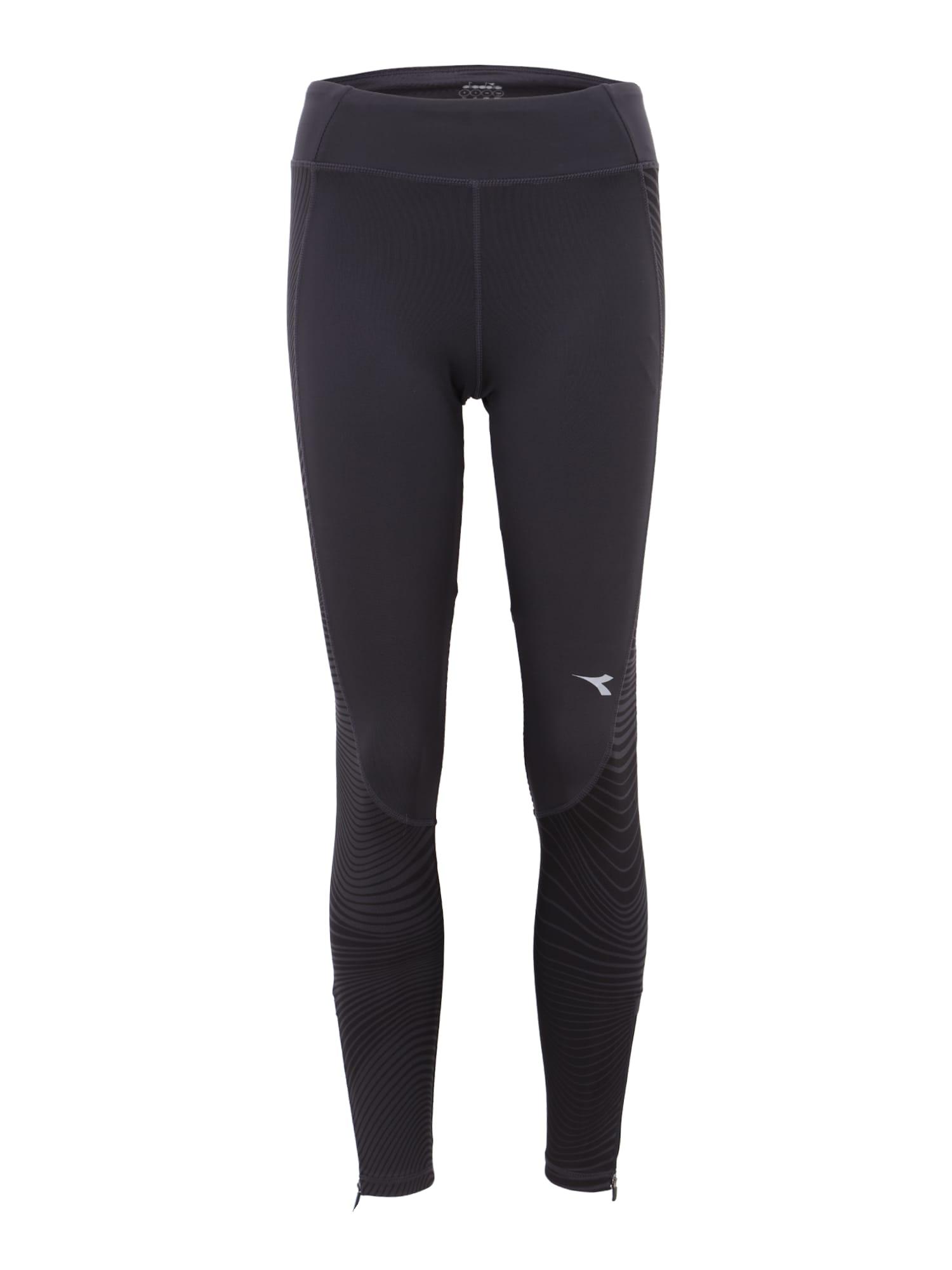 Sportovní kalhoty čedičová šedá černá Casall