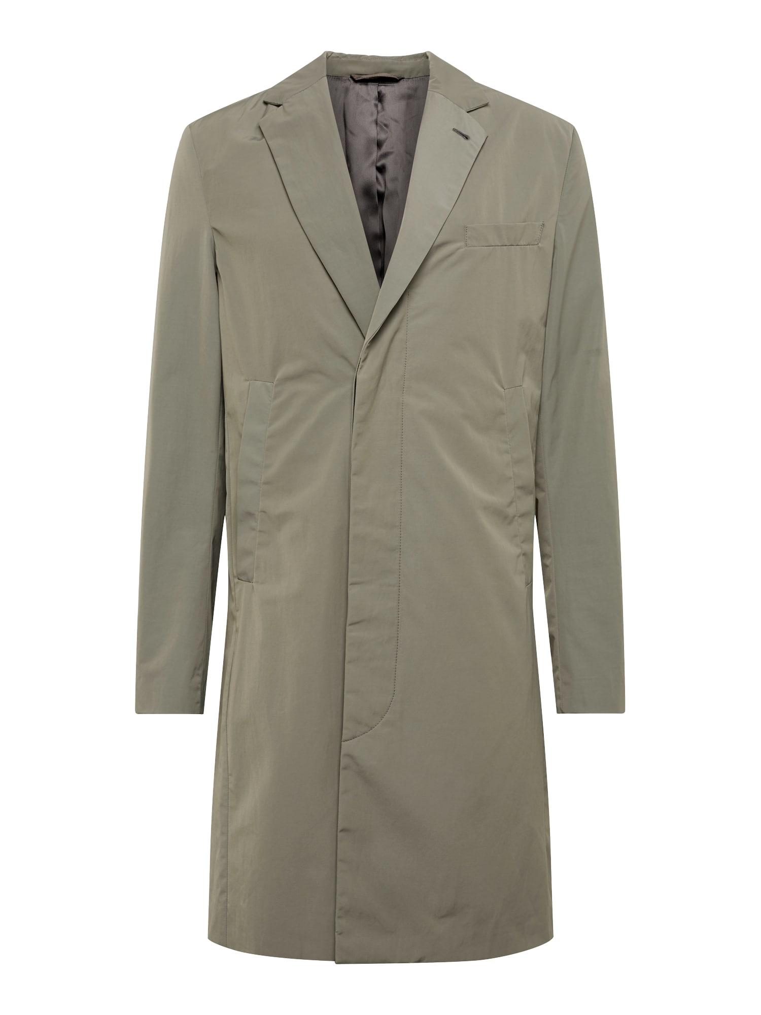 Přechodný kabát M. Ross Spring Coat olivová Filippa K