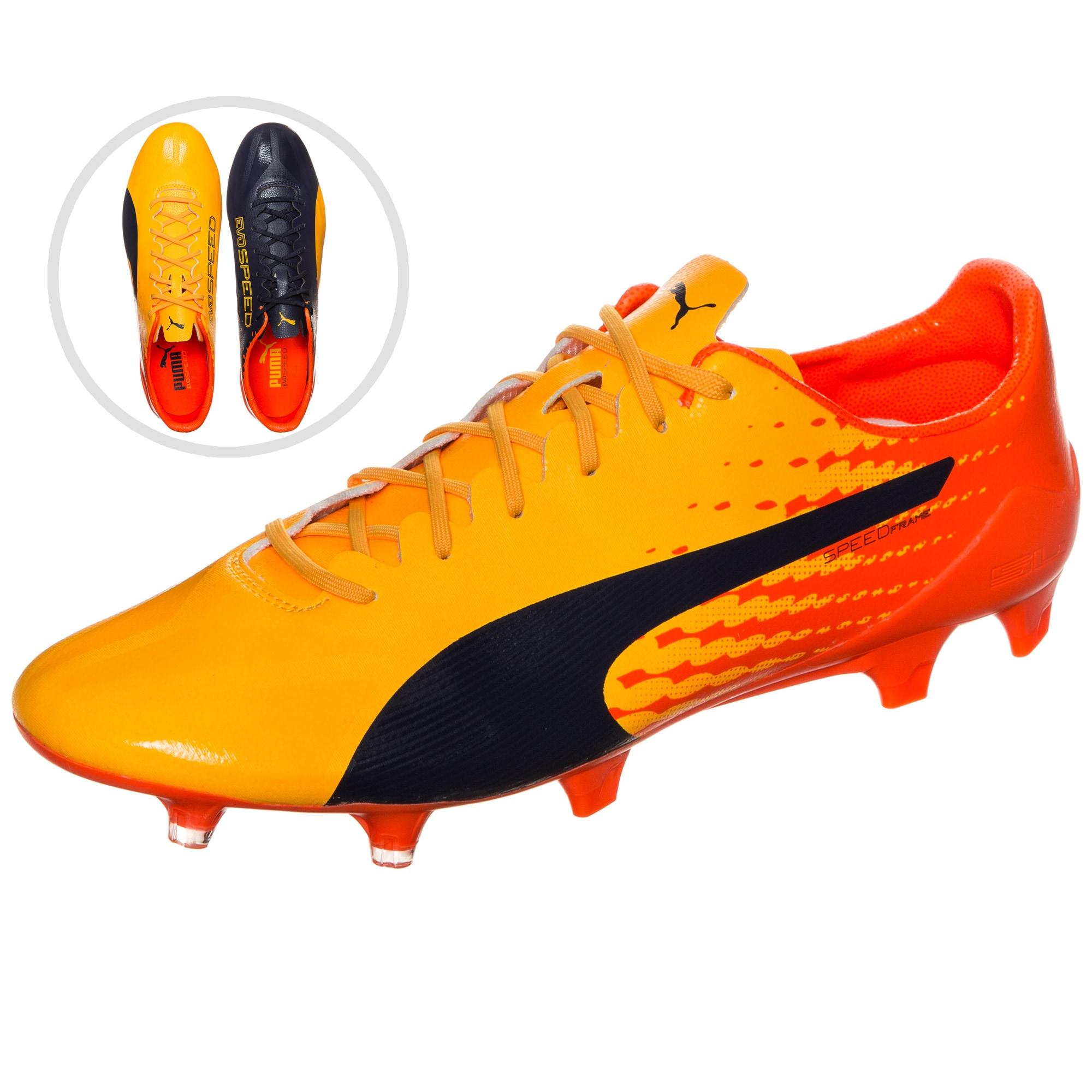 Fußballschuh Herren 'evoSPEED 17 SL S FG' | Schuhe > Sportschuhe > Fußballschuhe | Puma