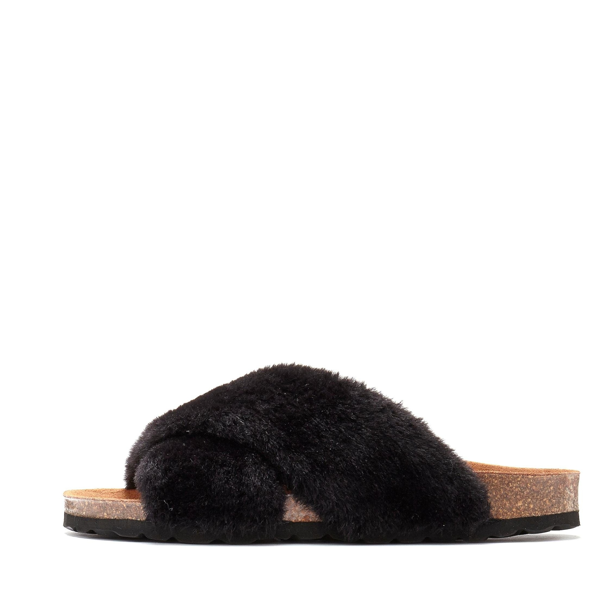 Pantolette | Schuhe > Clogs & Pantoletten | Schwarz | Lascana