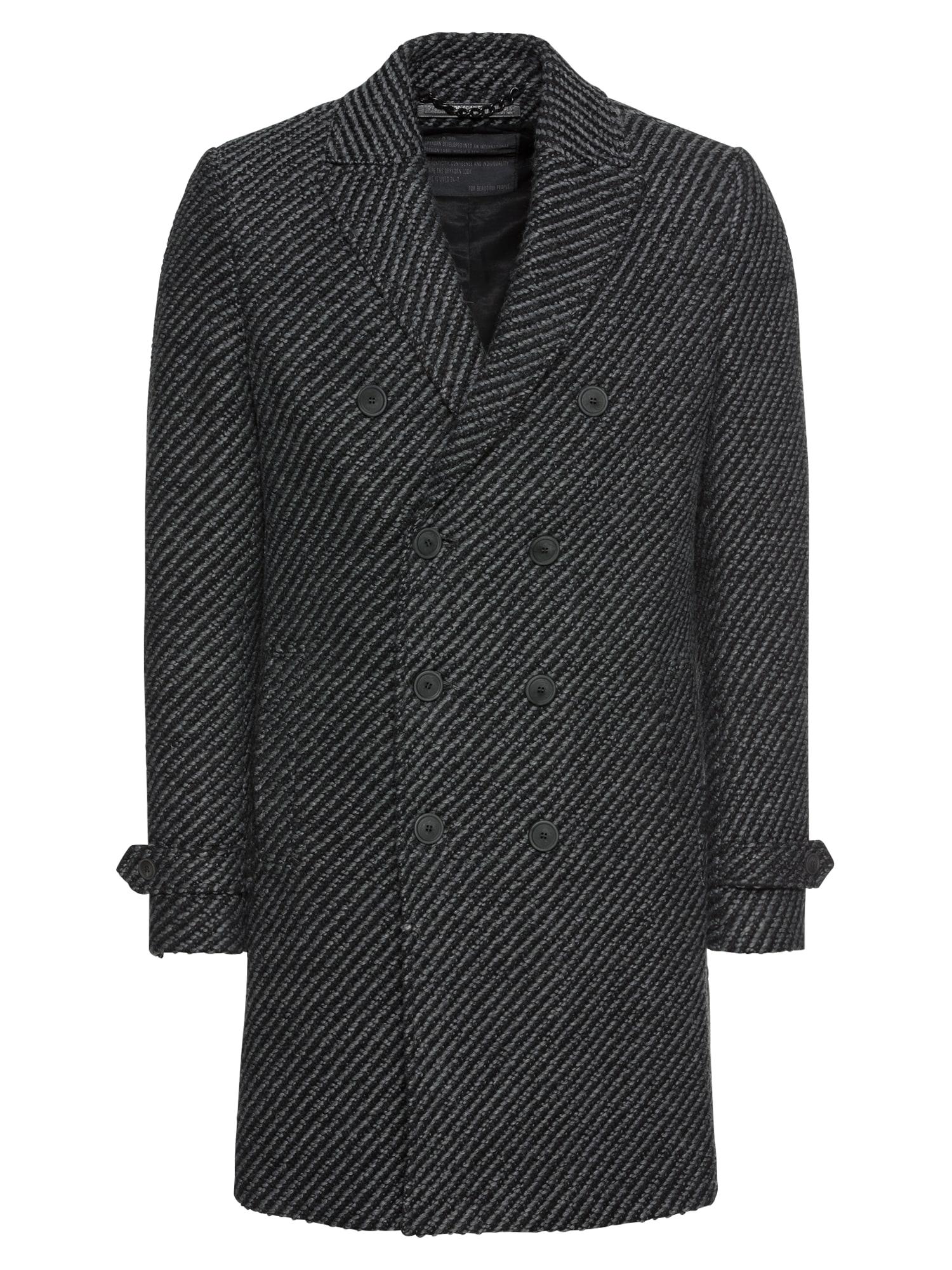 Přechodný kabát TORDEN antracitová DRYKORN