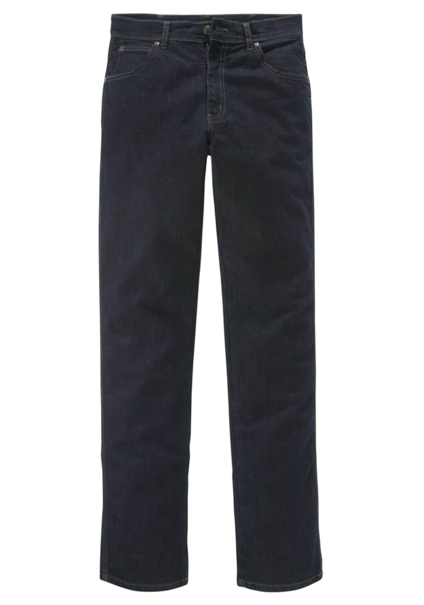 WRANGLER Heren Jeans blue denim