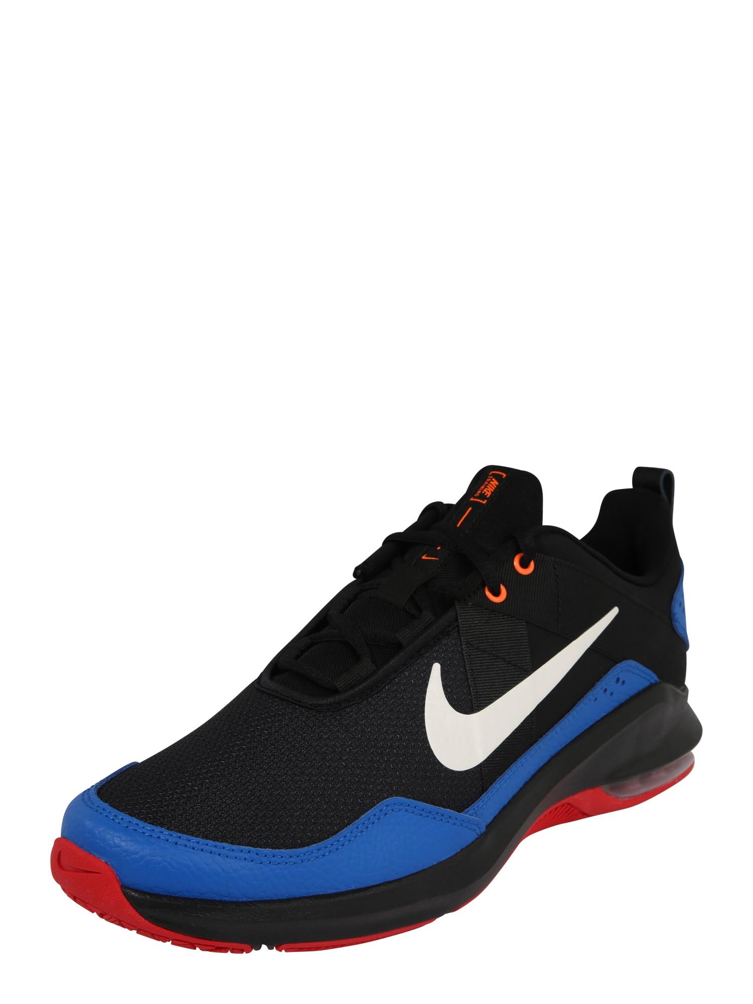 NIKE Bežecká obuv 'AIR MAX ALPHA TRAINER 2'  červené / čierna / modré