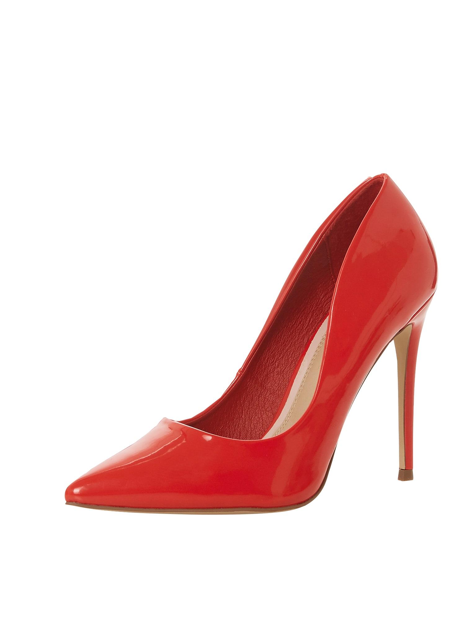 Lodičky AIMEES červená Head Over Heels