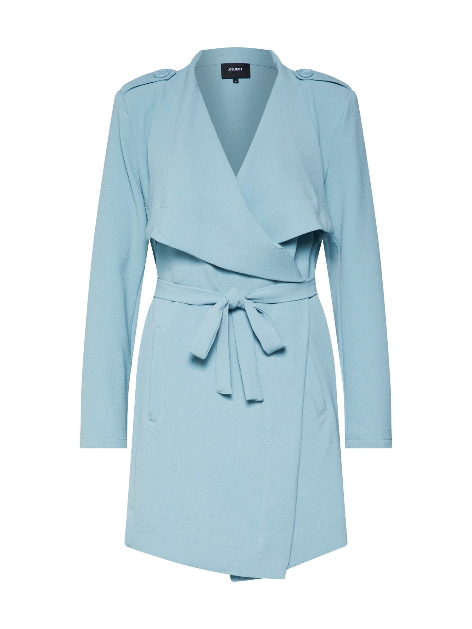 Přechodný kabát OBJAnnlee modrá OBJECT