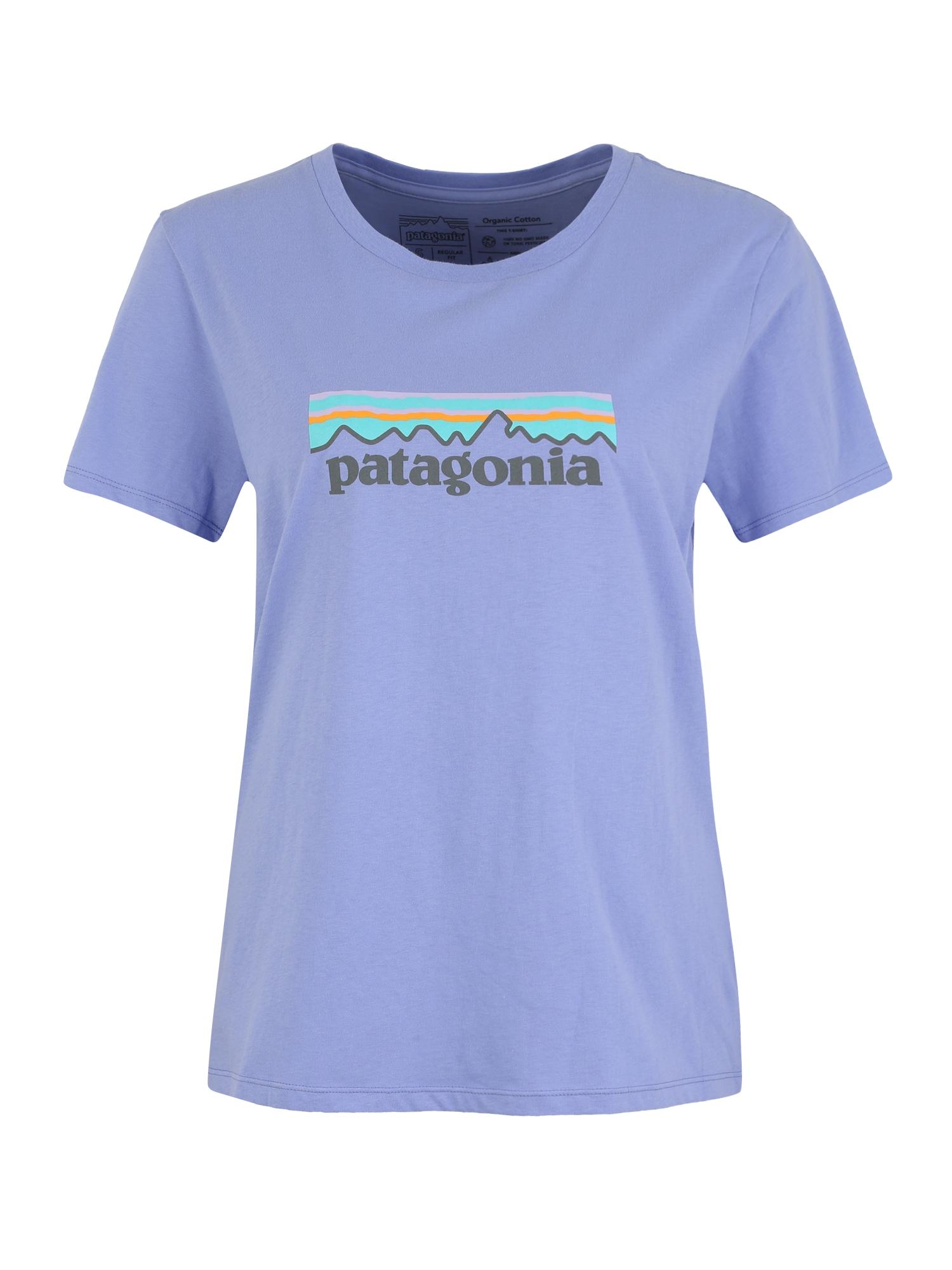 Funkční tričko šeříková PATAGONIA
