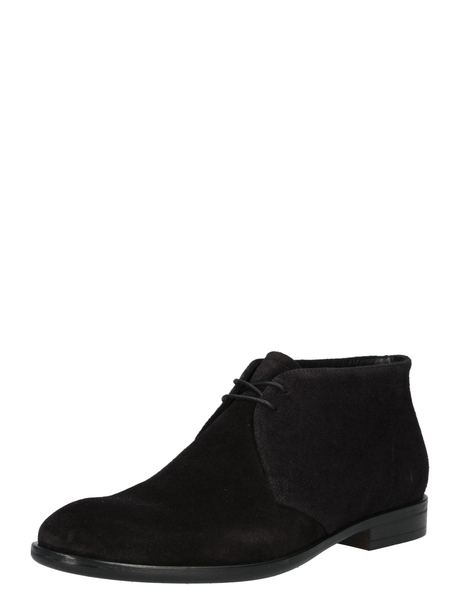 Šněrovací boty Harvey černá VAGABOND SHOEMAKERS