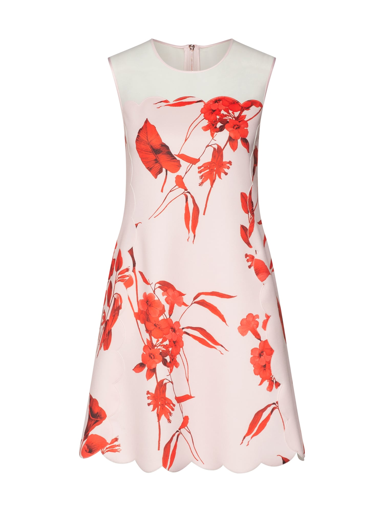 Šaty JAAZMIN růžová Ted Baker