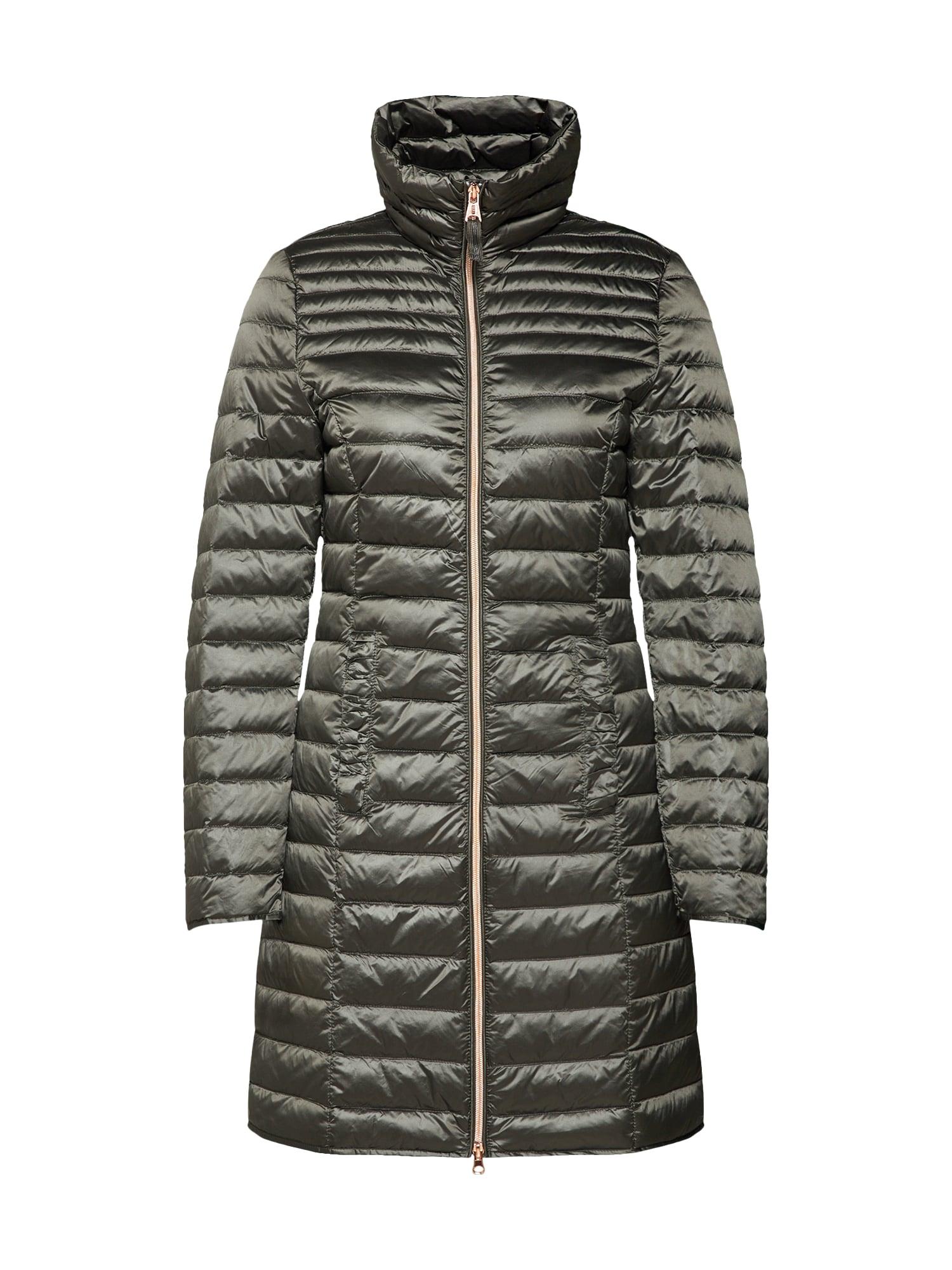 Zimní kabát antracitová Cartoon