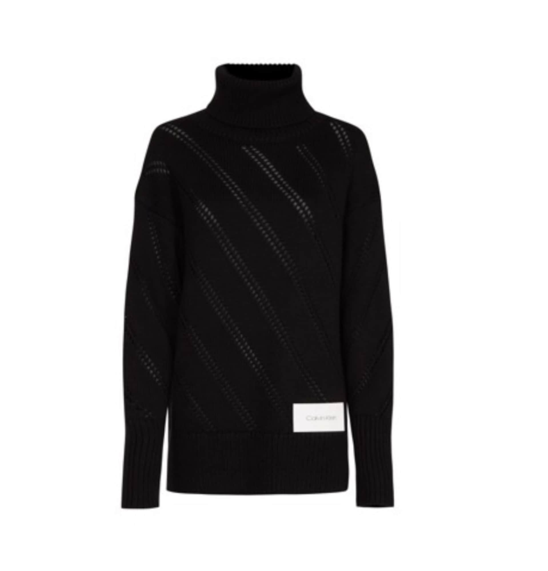 Svetr černá Calvin Klein