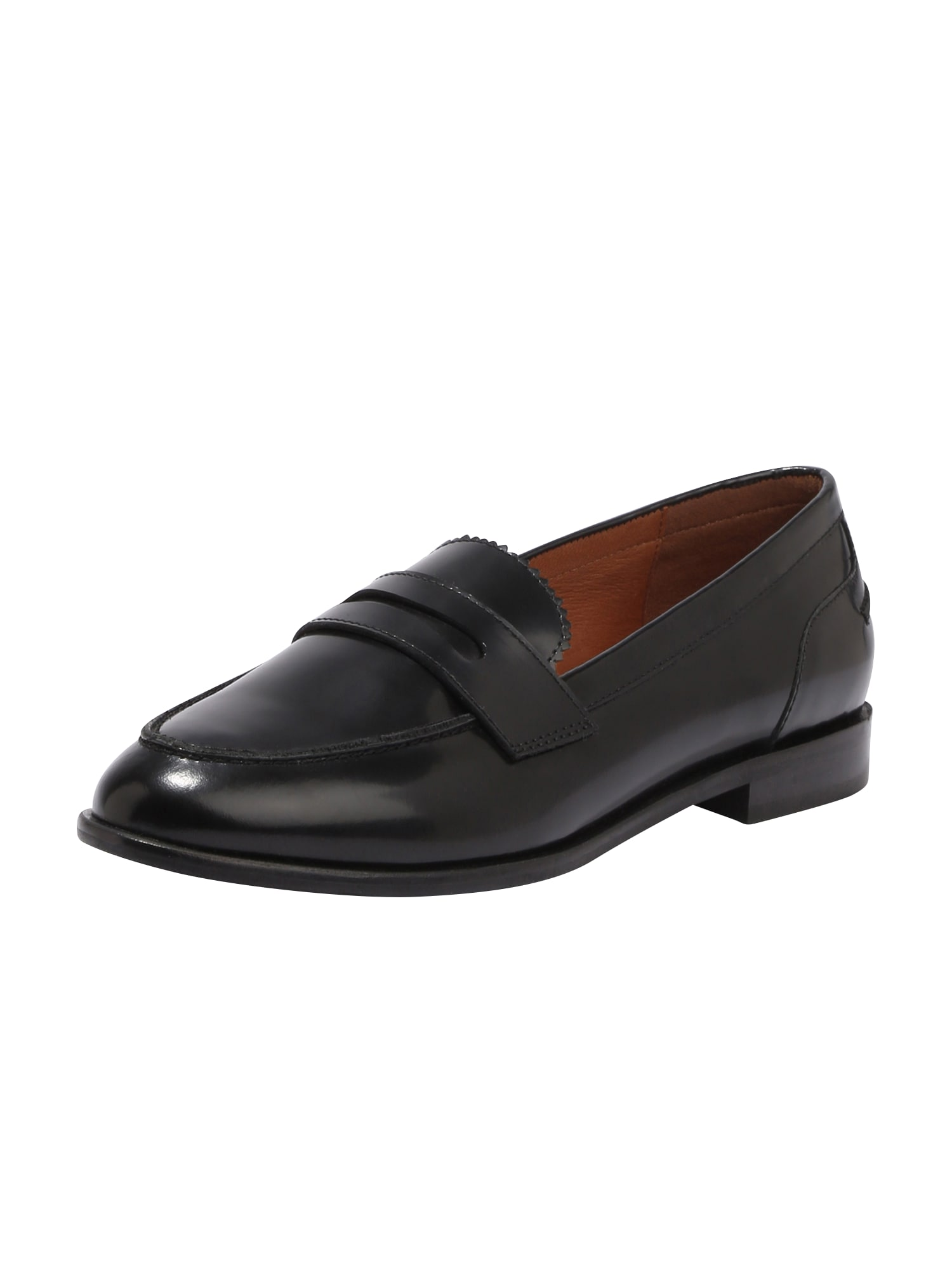 Loafers 'SVENJA' | Schuhe > Loafer | Schwarz | ABOUT YOU