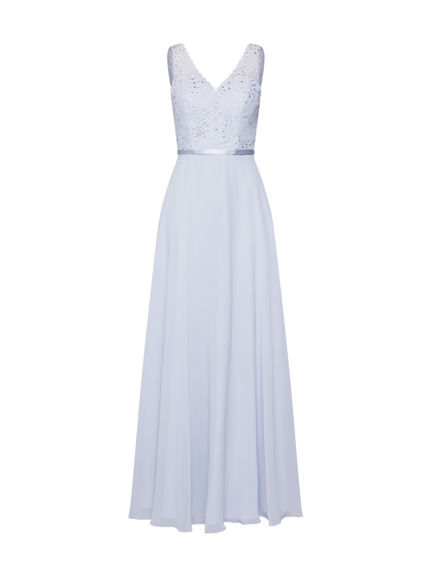 Společenské šaty bledě fialová Laona