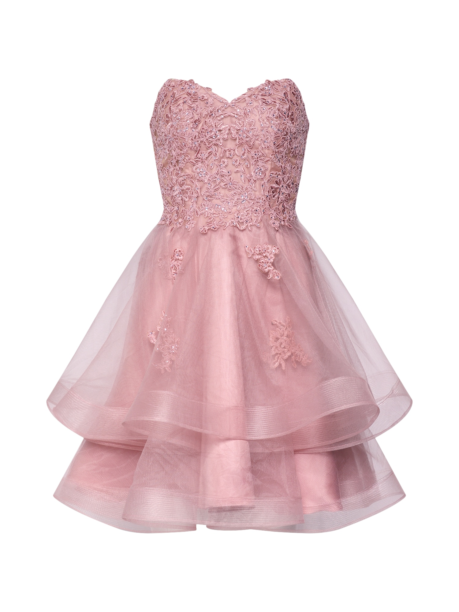 Laona Sukienka koktajlowa 'Cocktail dress'  bladofioletowy