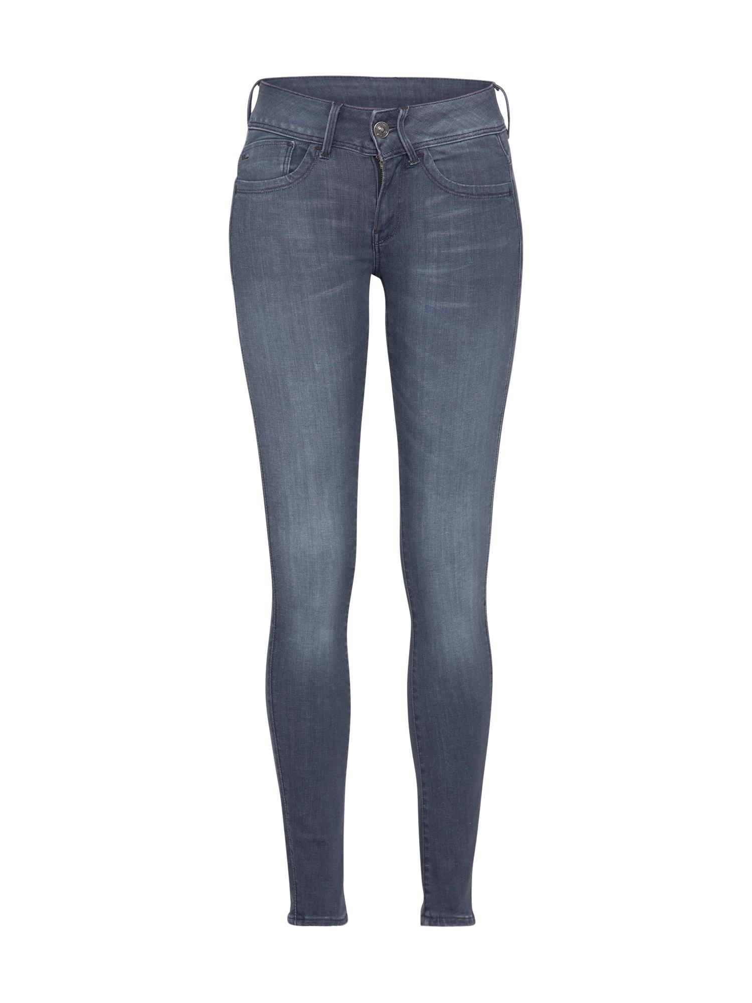 G-STAR RAW Dames Jeans Lynn grey denim