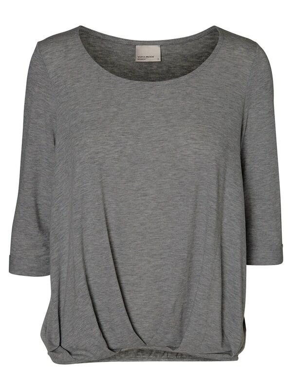 VERO MODA Lässige Shirt mit 3/4 Ärmeln - broschei