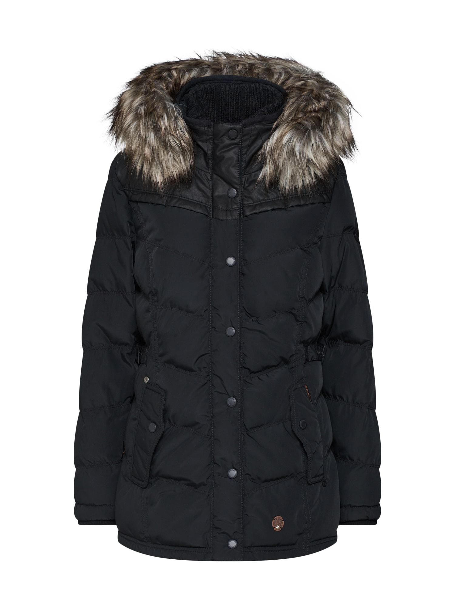 Zimní bunda WINSEN3 WITH RC (B) noční modrá Khujo