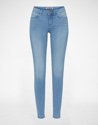#Noisy #May #Damen #Skinny #Jeans #hellblau