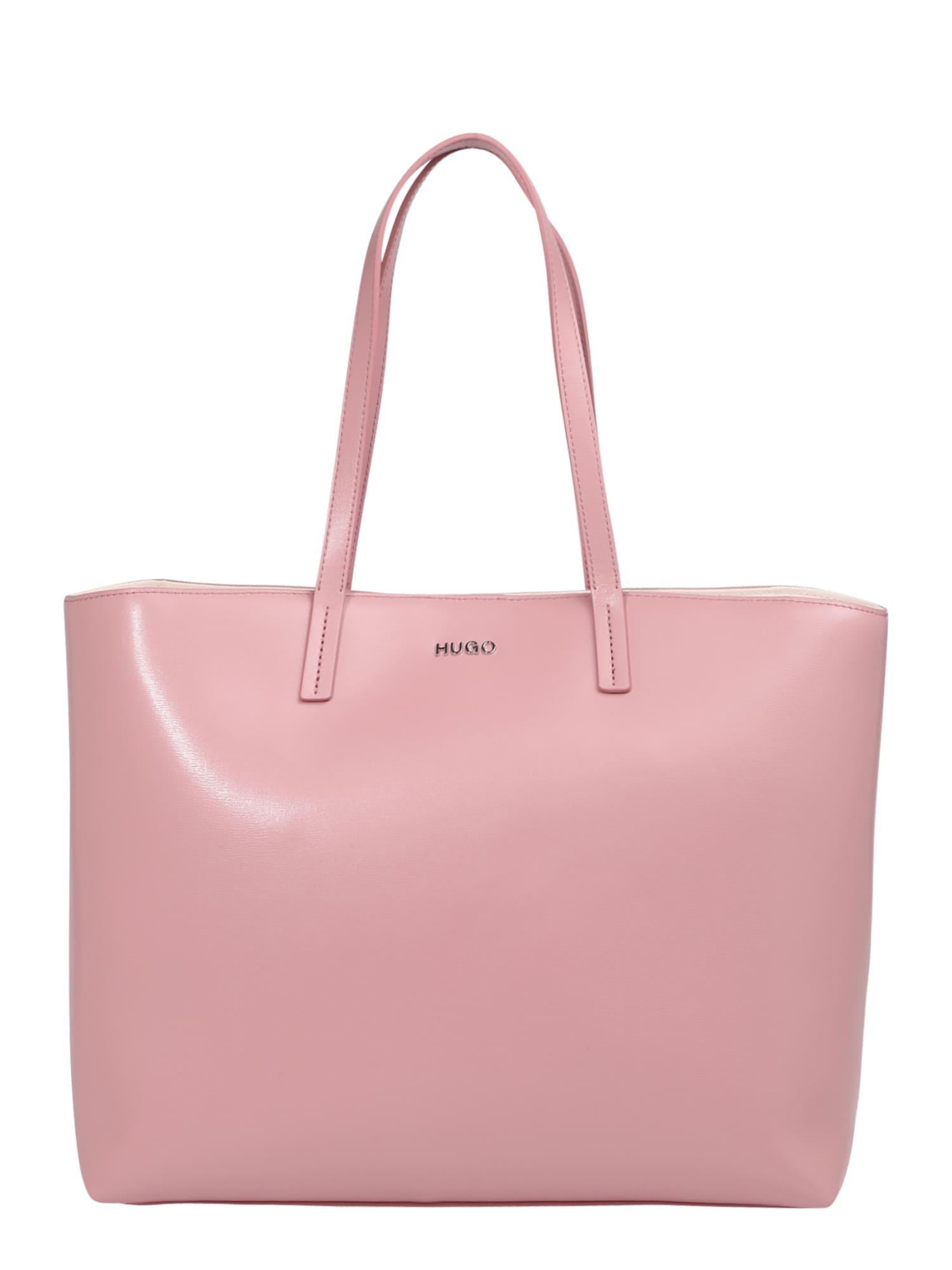 Nákupní taška Downtown Shopper pink HUGO