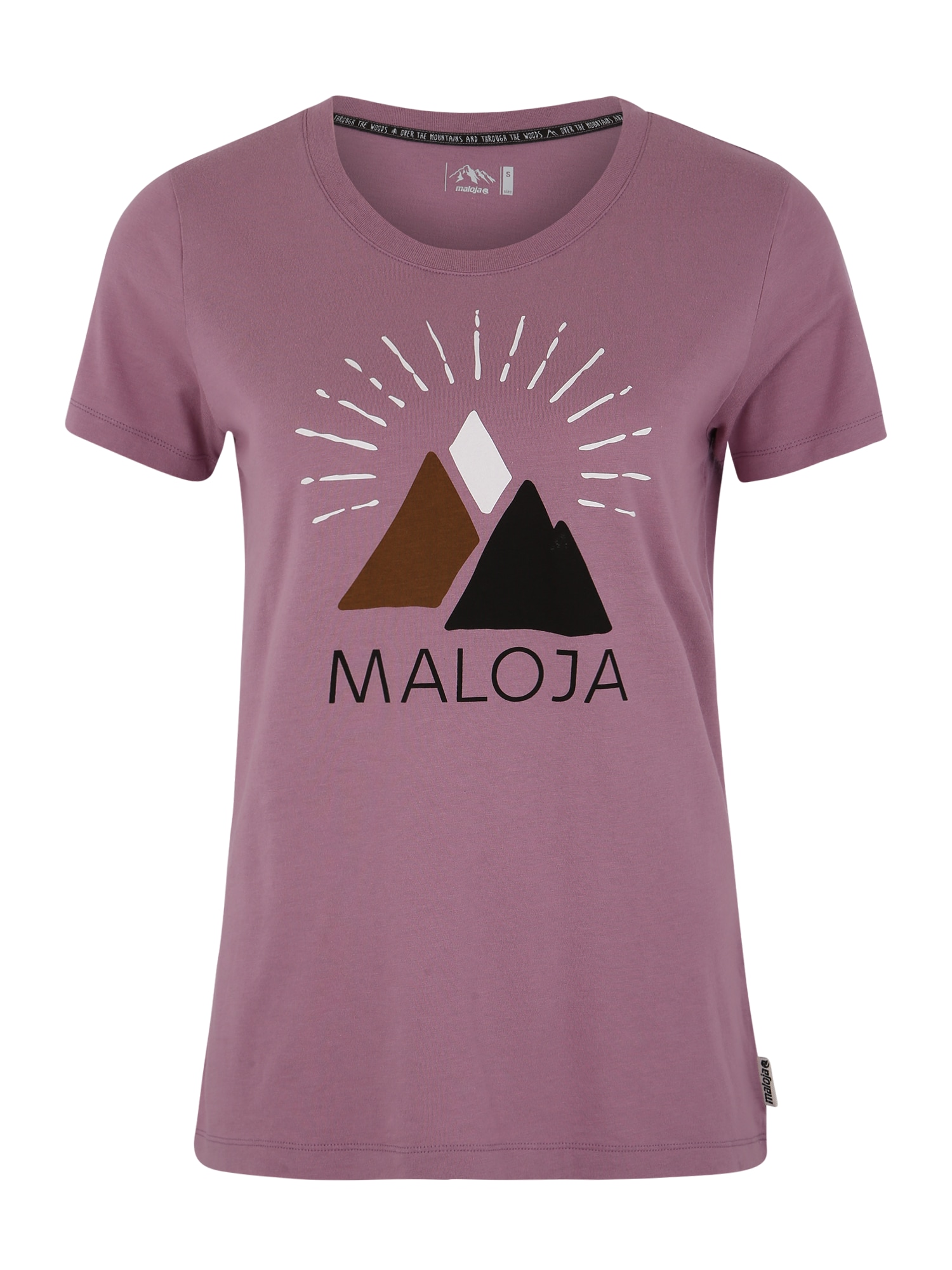 Funkční tričko CadalpenaM. šeříková Maloja
