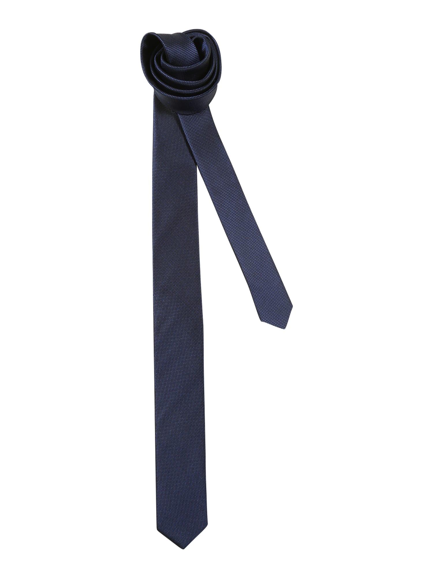 Kravata marine modrá DRYKORN