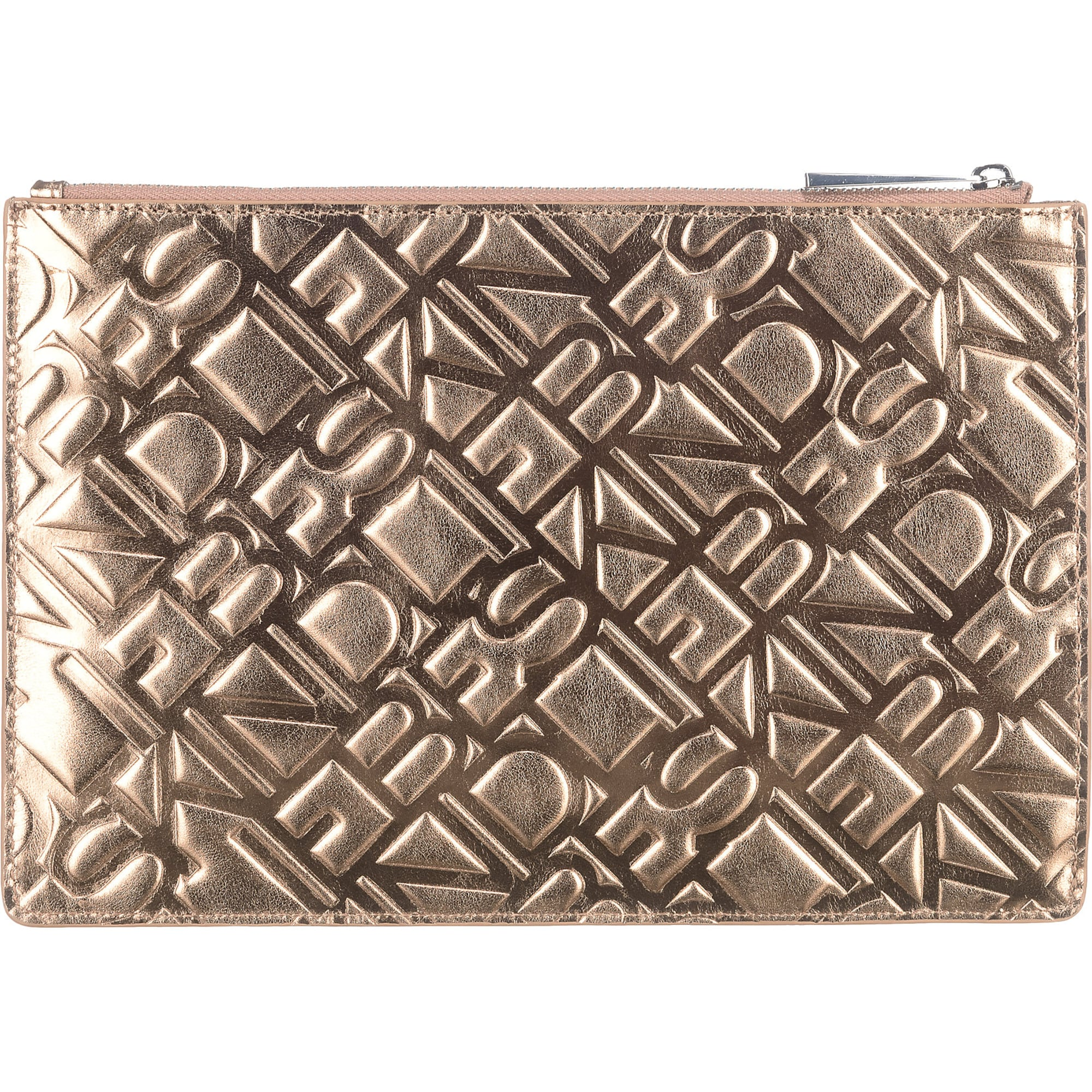 Liebeskind Berlin, Dames Clutch 'MinjaMS8', goud