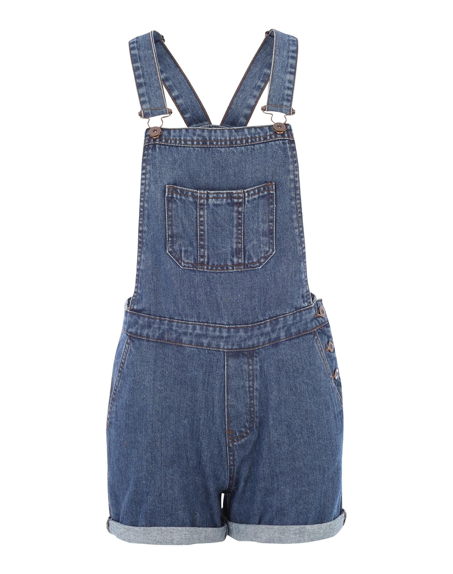 Latzjeans 'Dungaree'   Bekleidung > Jeans > Latzjeans   Blue   Urban Classics