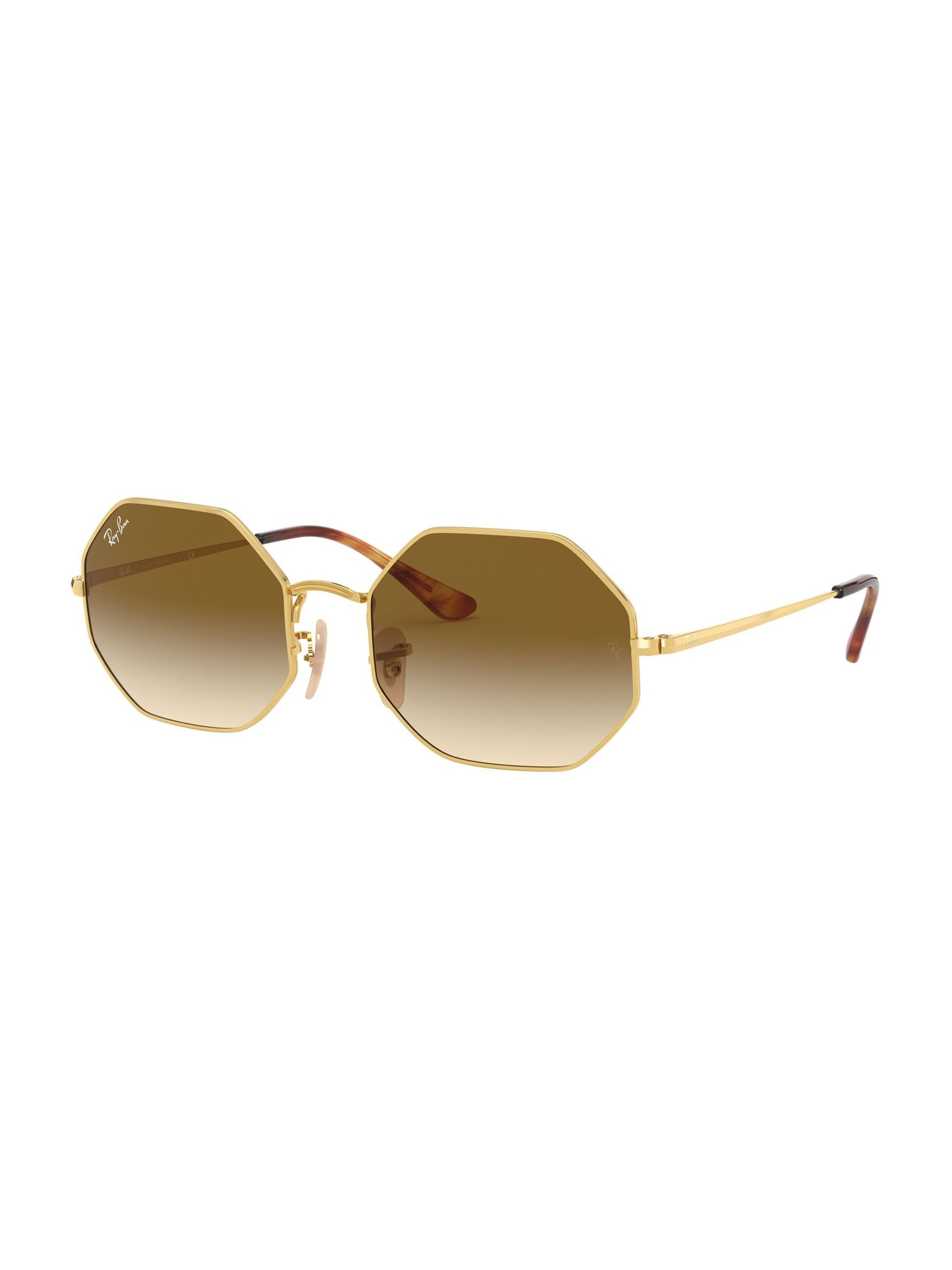 Ray-Ban Sluneční brýle  hnědá / zlatá