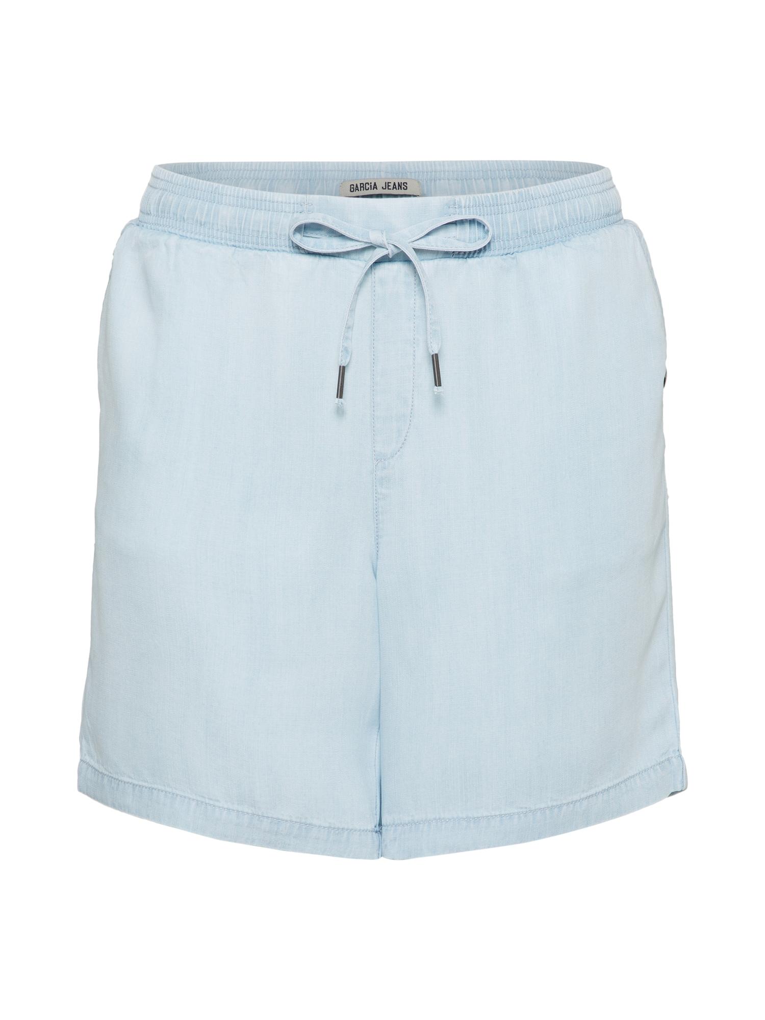 Kalhoty kouřově modrá GARCIA
