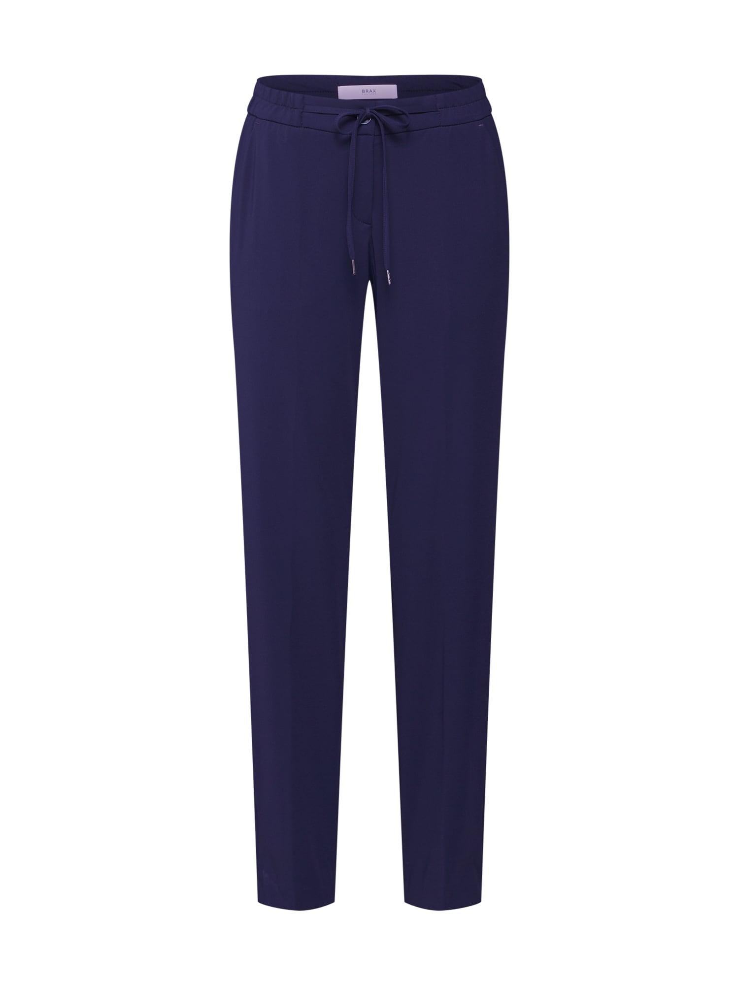 Chino kalhoty Mareen tmavě modrá BRAX