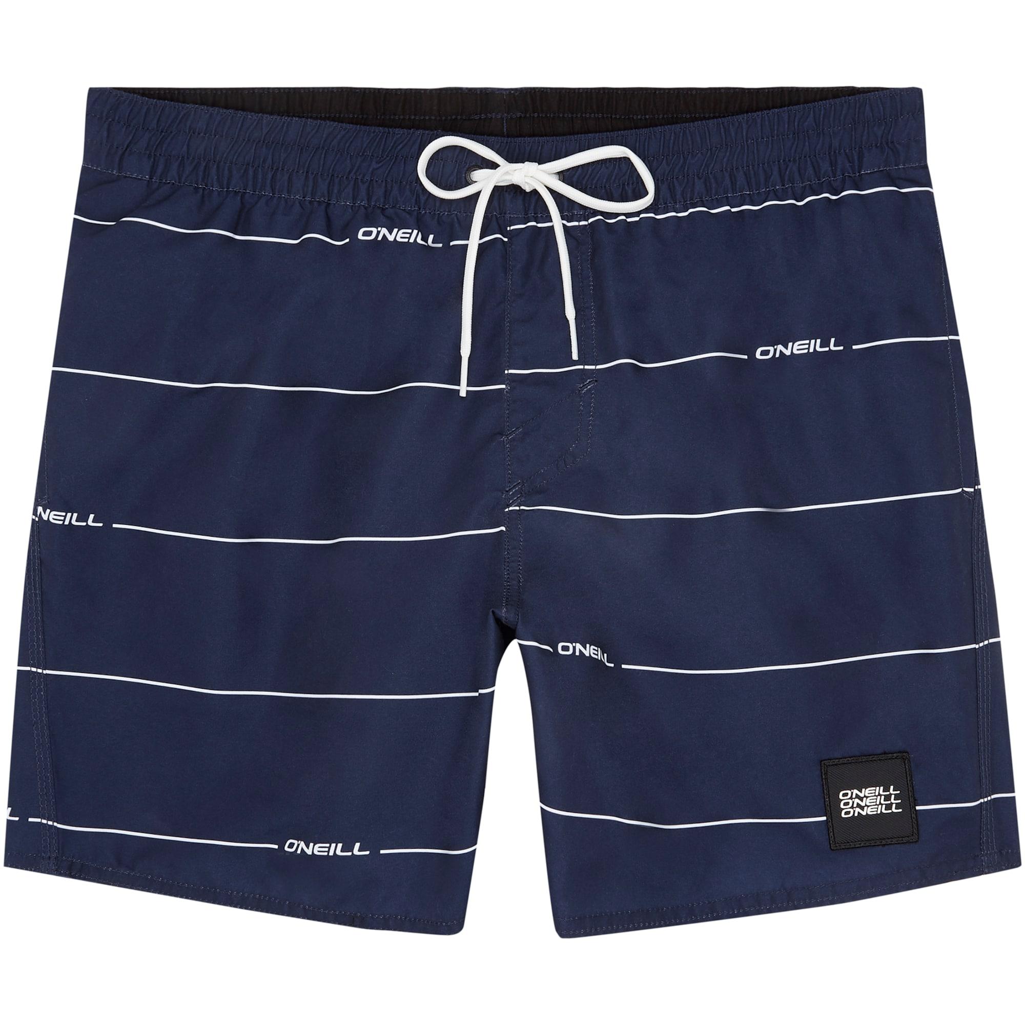 ONEILL Plavecké šortky Contourz námořnická modř bílá O'NEILL
