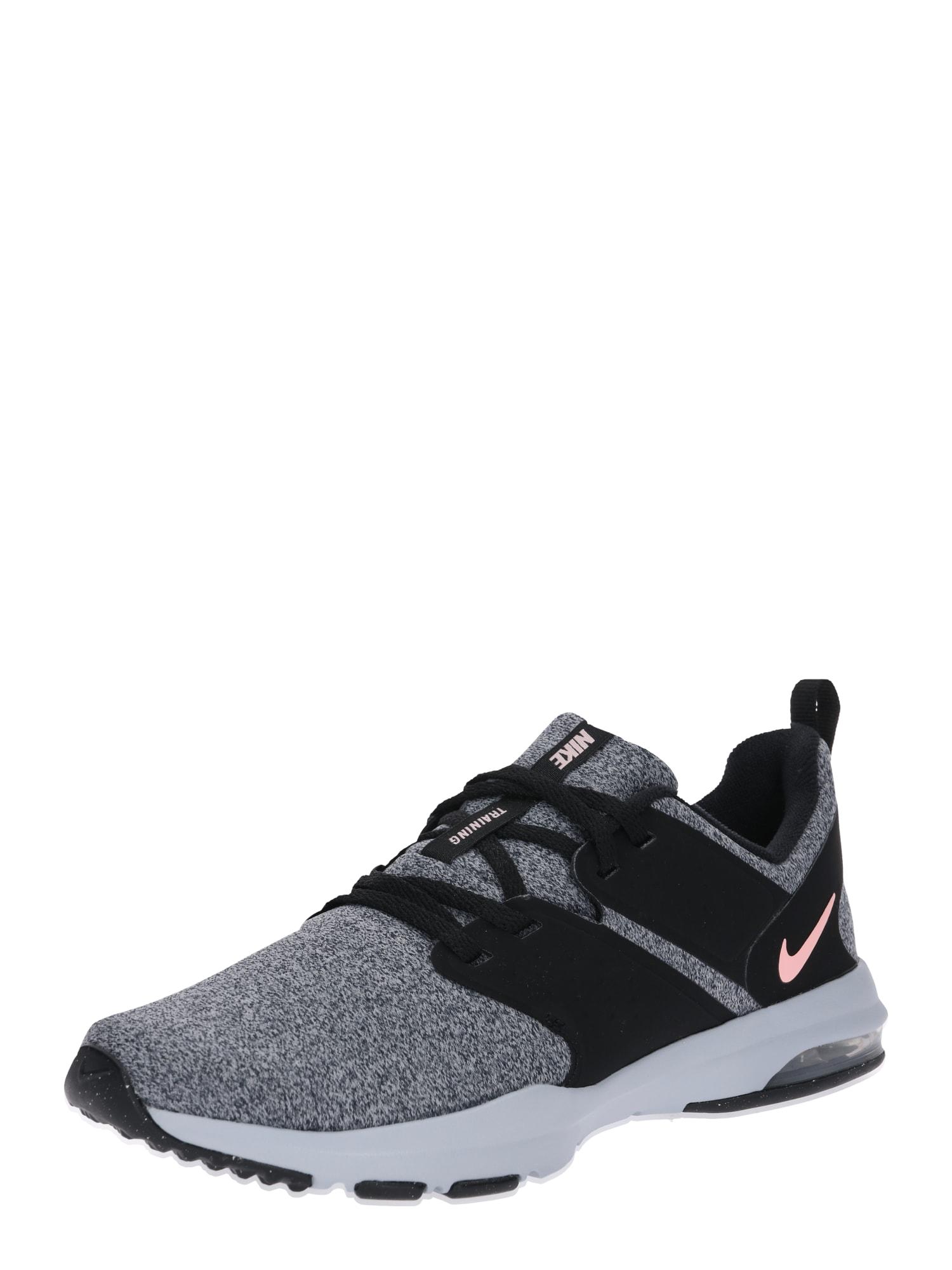 Sportovní boty Air Bella TR šedá korálová černá NIKE