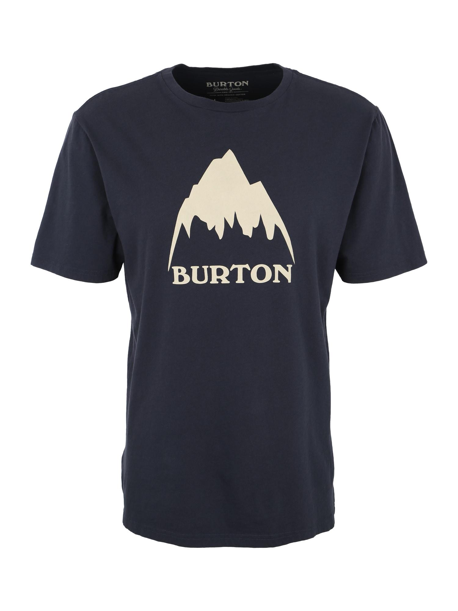 Funkční tričko Classic Mountain chladná modrá přírodní bílá BURTON