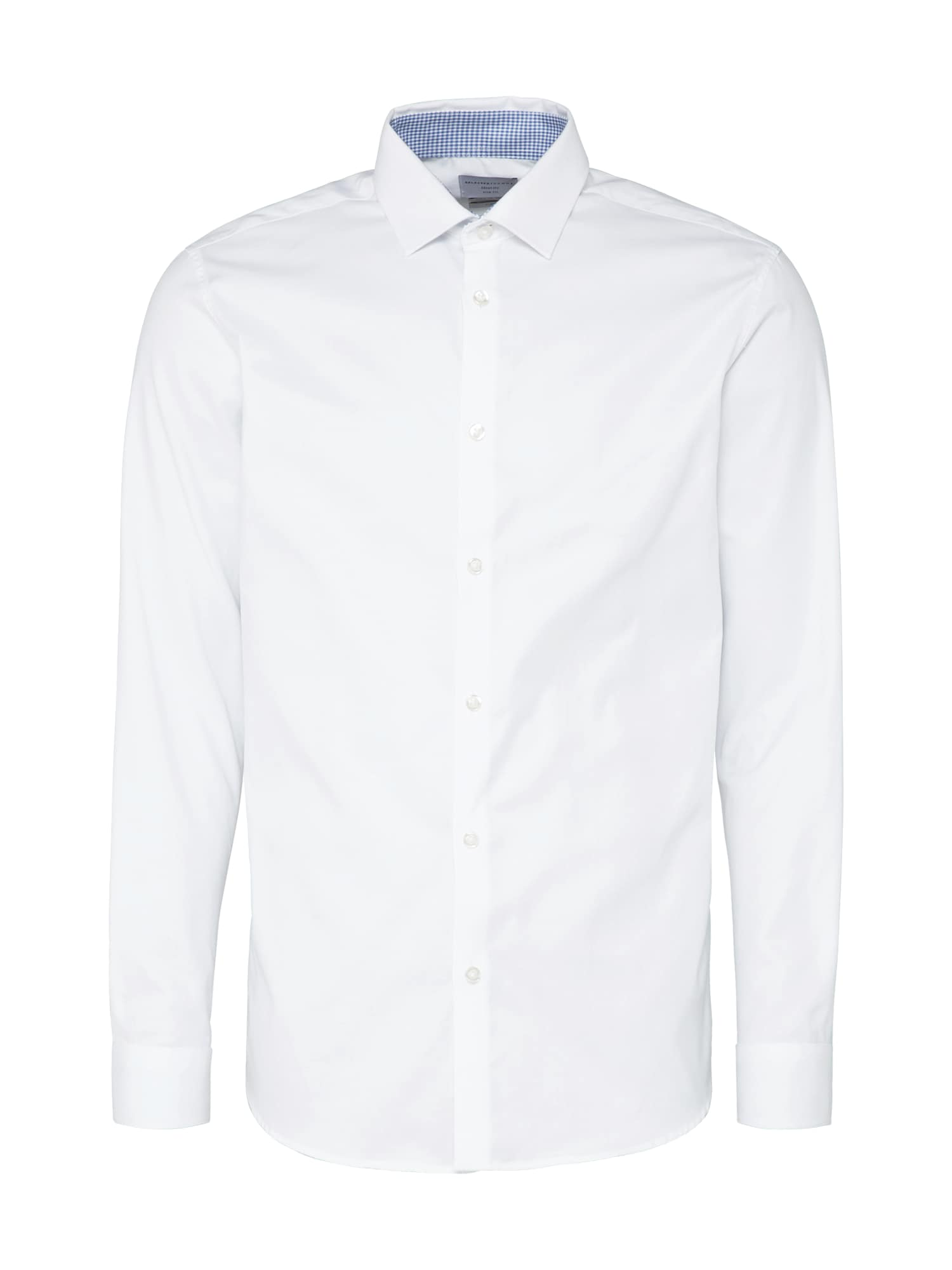 Košile SHDONENEW-MARK bílá SELECTED HOMME